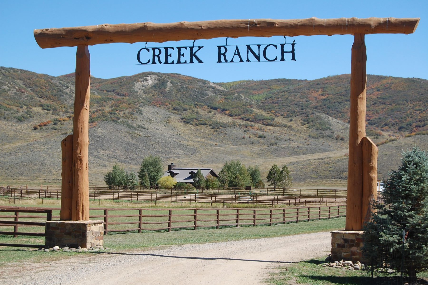 Terreno por un Venta en Creek Ranch Lot 25120 Rainbow Ridge 32020 Mack Lane Oak Creek, Colorado, 80467 Estados Unidos