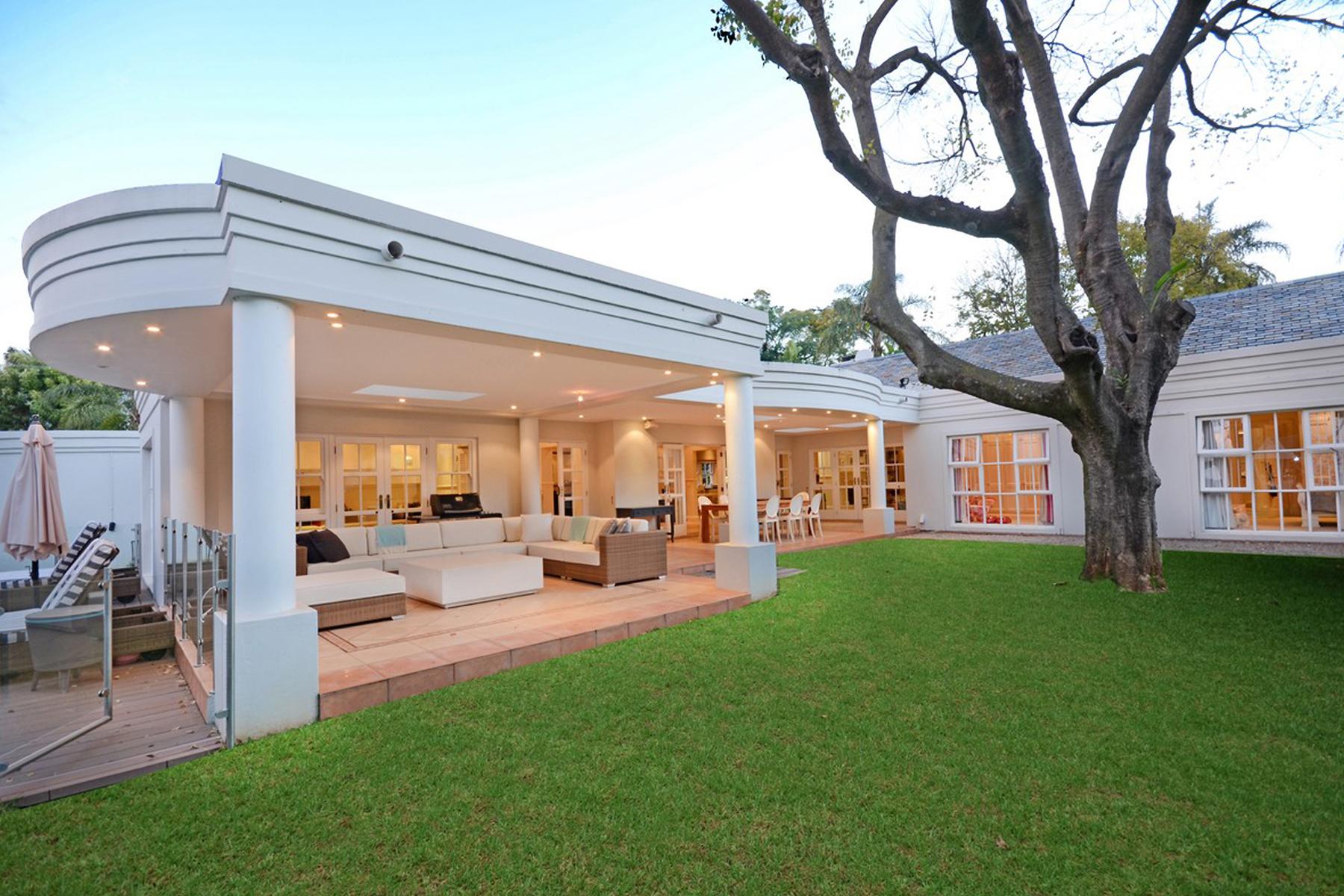 Casa Unifamiliar por un Venta en Atholl Atholl, Johannesburg, Provincia De Gauteng Sudáfrica