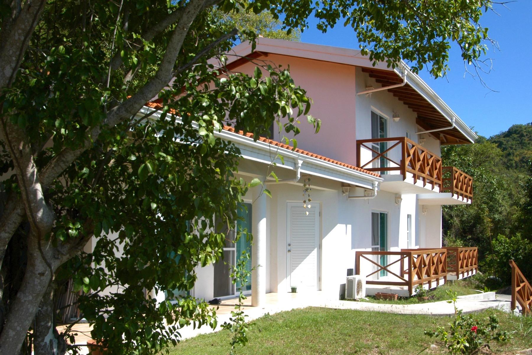 Tek Ailelik Ev için Satış at Villa Frangipani Lambert Beach, Tortola Ingiliz Virgin Adalari