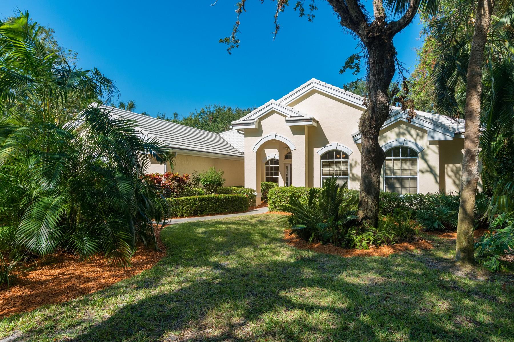 Casa para uma família para Venda às Pristine Home in Marbrisa 340 Marbrisa Drive Vero Beach, Florida, 32963 Estados Unidos