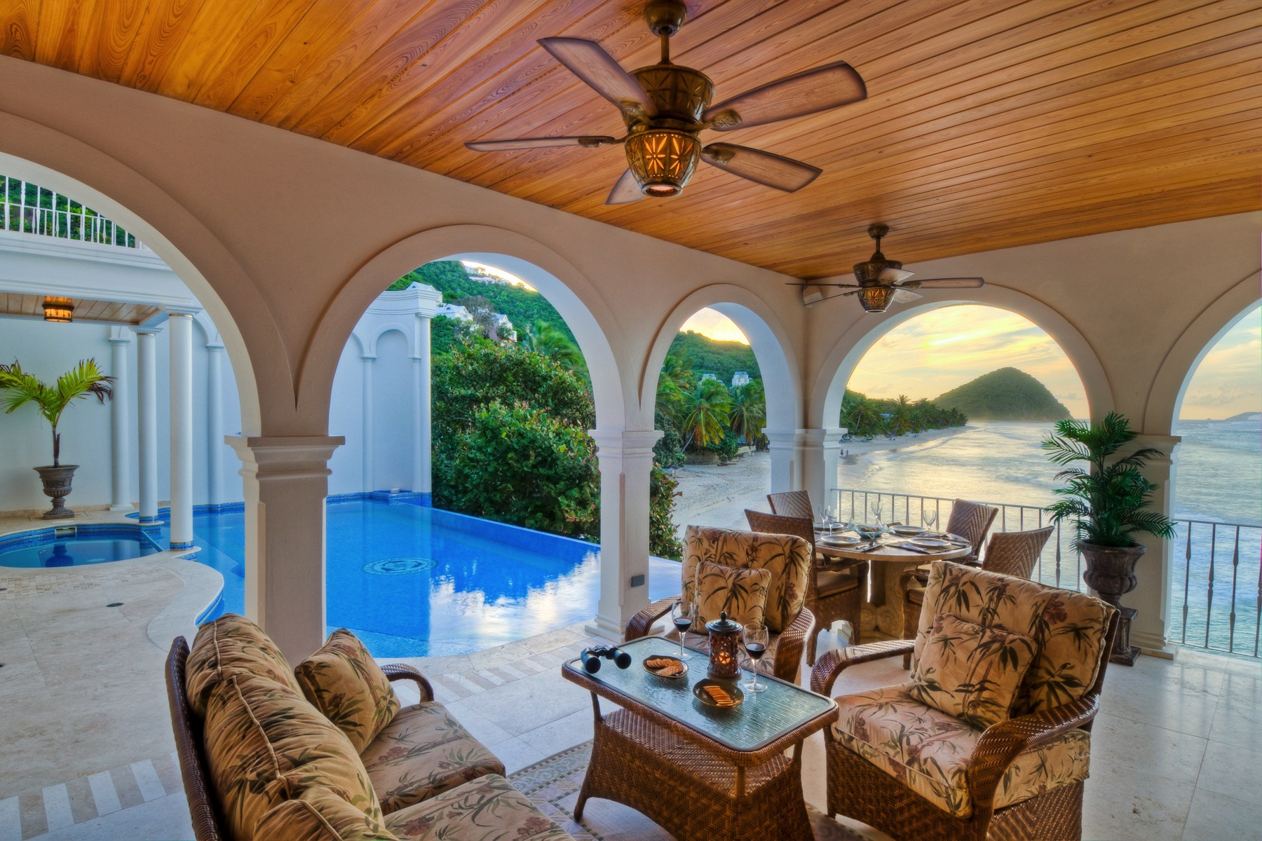 Additional photo for property listing at Sunset Villa 长湾, 托尔托拉 英属维尔京群岛