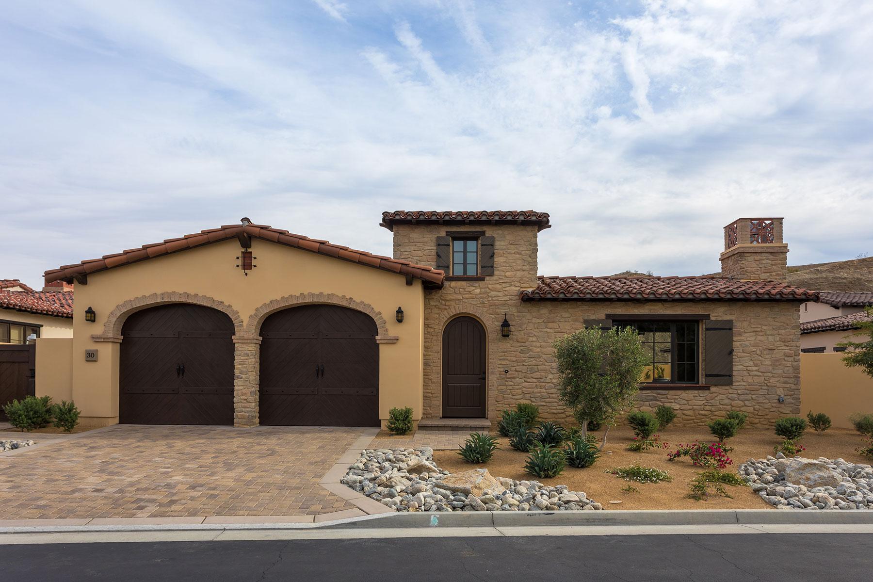 獨棟家庭住宅 為 出售 在 30 Santa Rosa Mountain Rancho Mirage, 加利福尼亞州, 92270 美國