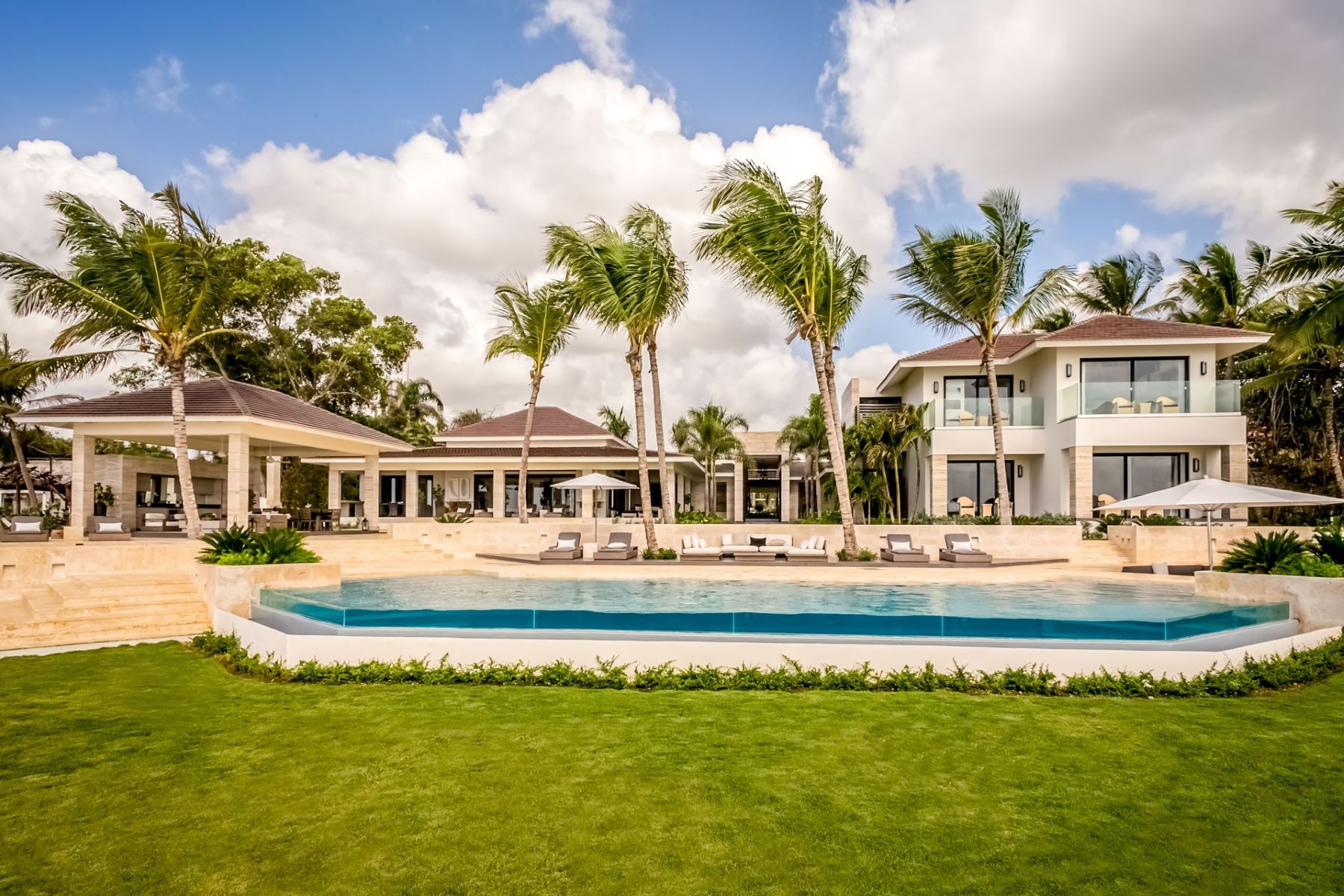 Single Family Home for Rent at Fantastic, Brand New and Fabulous with a Private Beach Casa De Campo, La Romana Dominican Republic