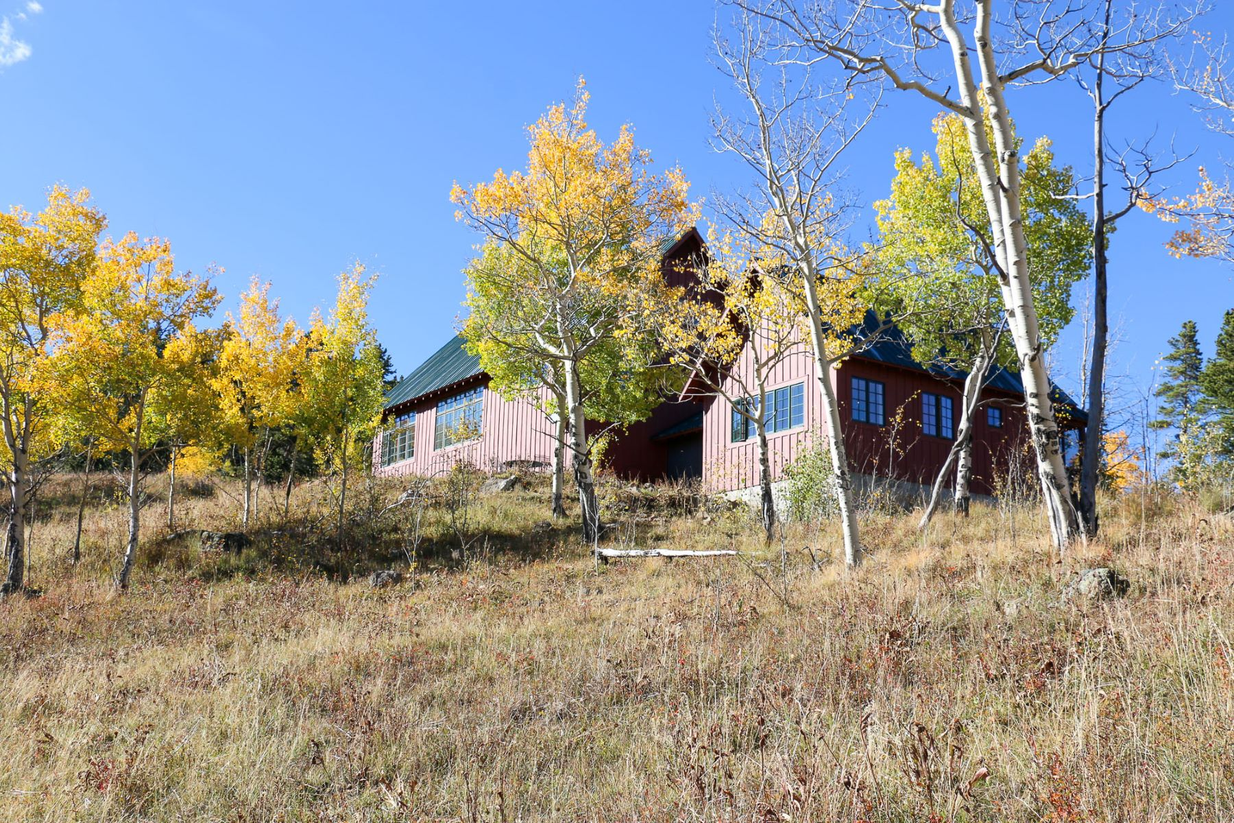 Single Family Home for Sale at Retreat on Red Mountain 475 Oversteeg Gulch Red Mountain Ranch Crested Butte, Colorado, 81224 United States