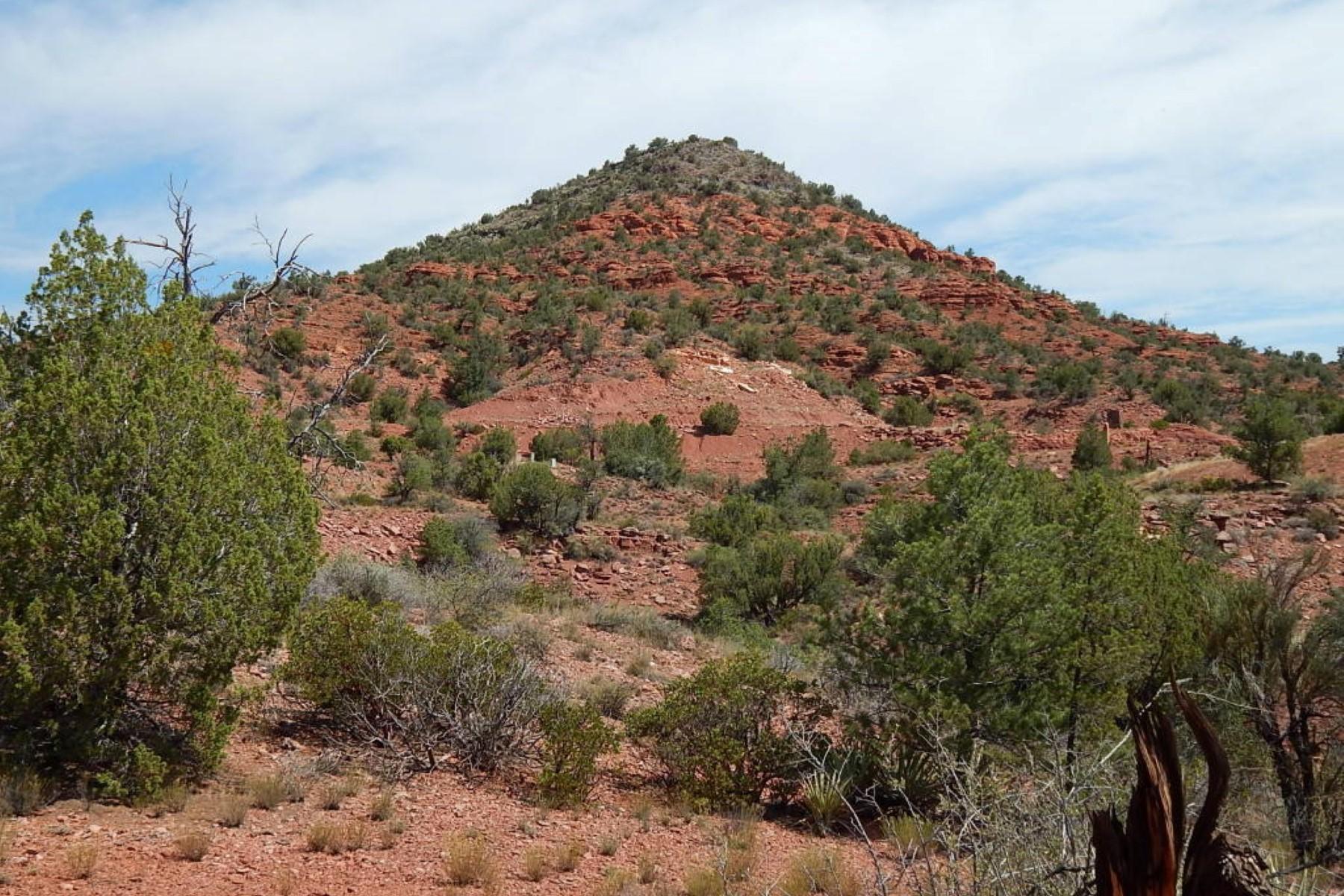 Terreno per Vendita alle ore Beautiful view lot in Cup of gold estates 12c Calle Taza De Oro Sedona, Arizona, 86336 Stati Uniti