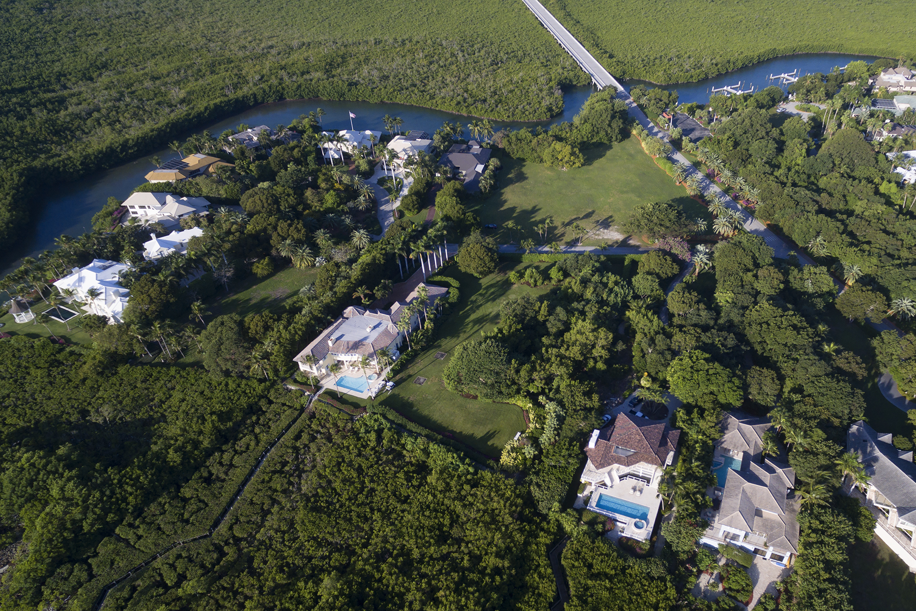Additional photo for property listing at Ocean Front Vacant Lots at Ocean Reef 3 & 4 Osprey Lane Key Largo, Florida 33037 Amerika Birleşik Devletleri