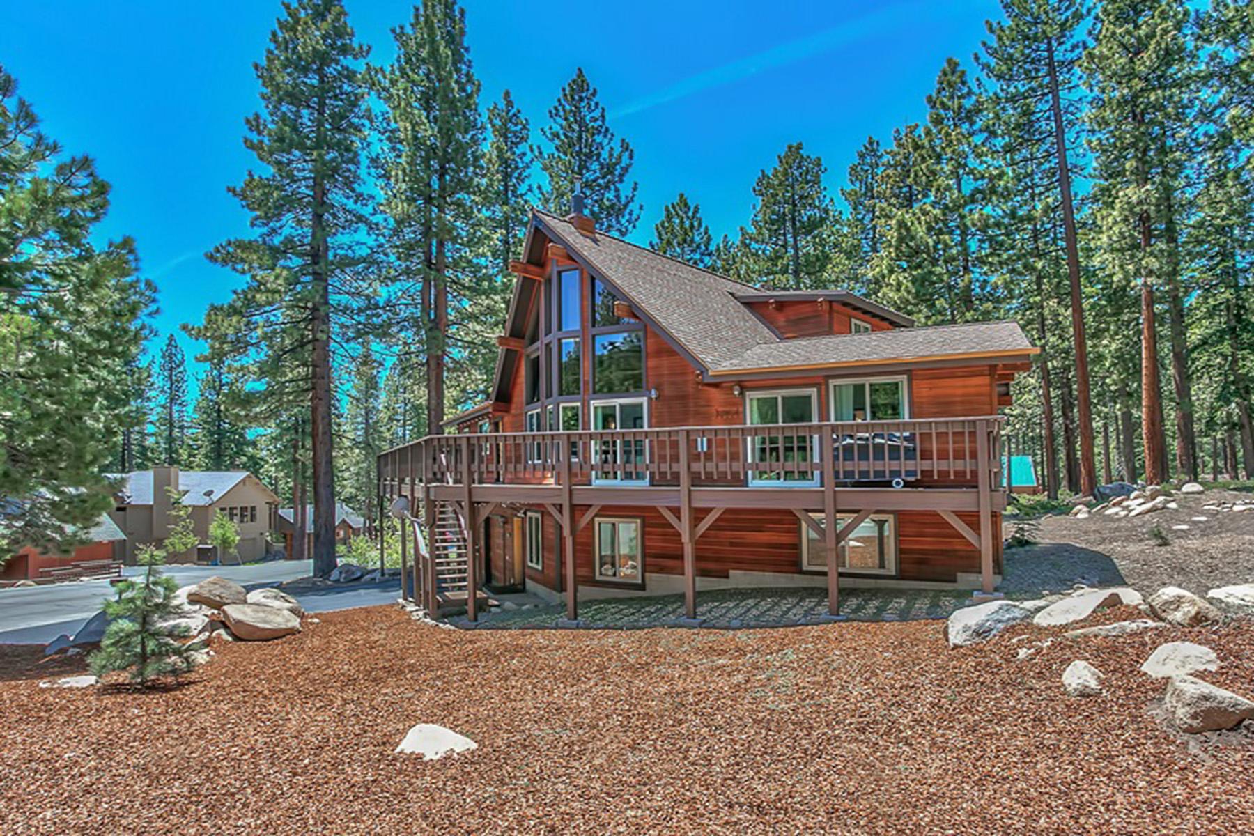 Casa Unifamiliar por un Venta en 974 Apollo Way Incline Village, Nevada, 89451 Lake Tahoe, Estados Unidos