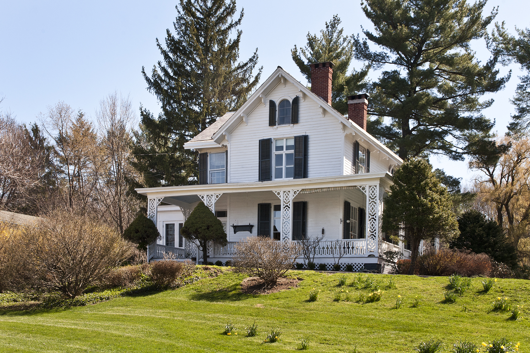 Single Family Home for Sale at Speaker's Corner 21 Curry Lane Hyde Park, New York 12538 United States