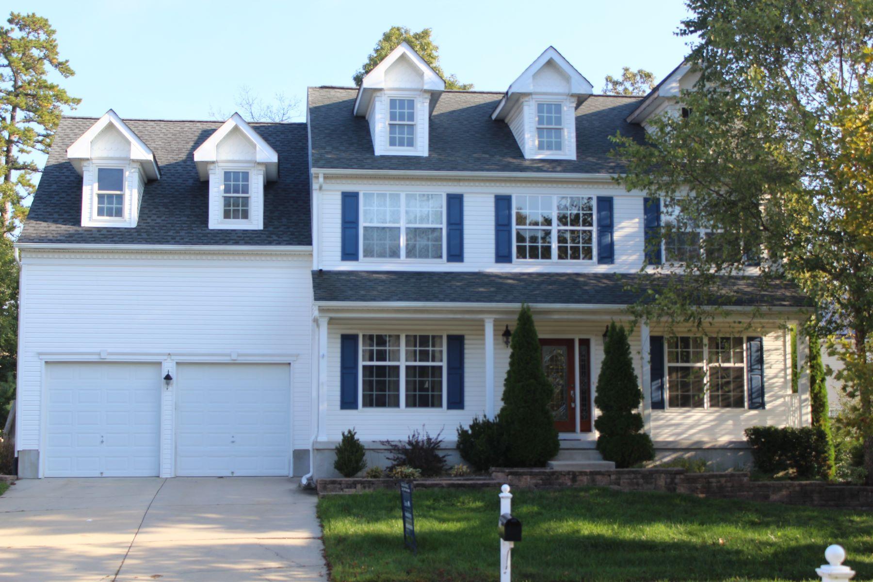 独户住宅 为 销售 在 103 Offshore Road 蛋港镇, 新泽西州 08234 美国