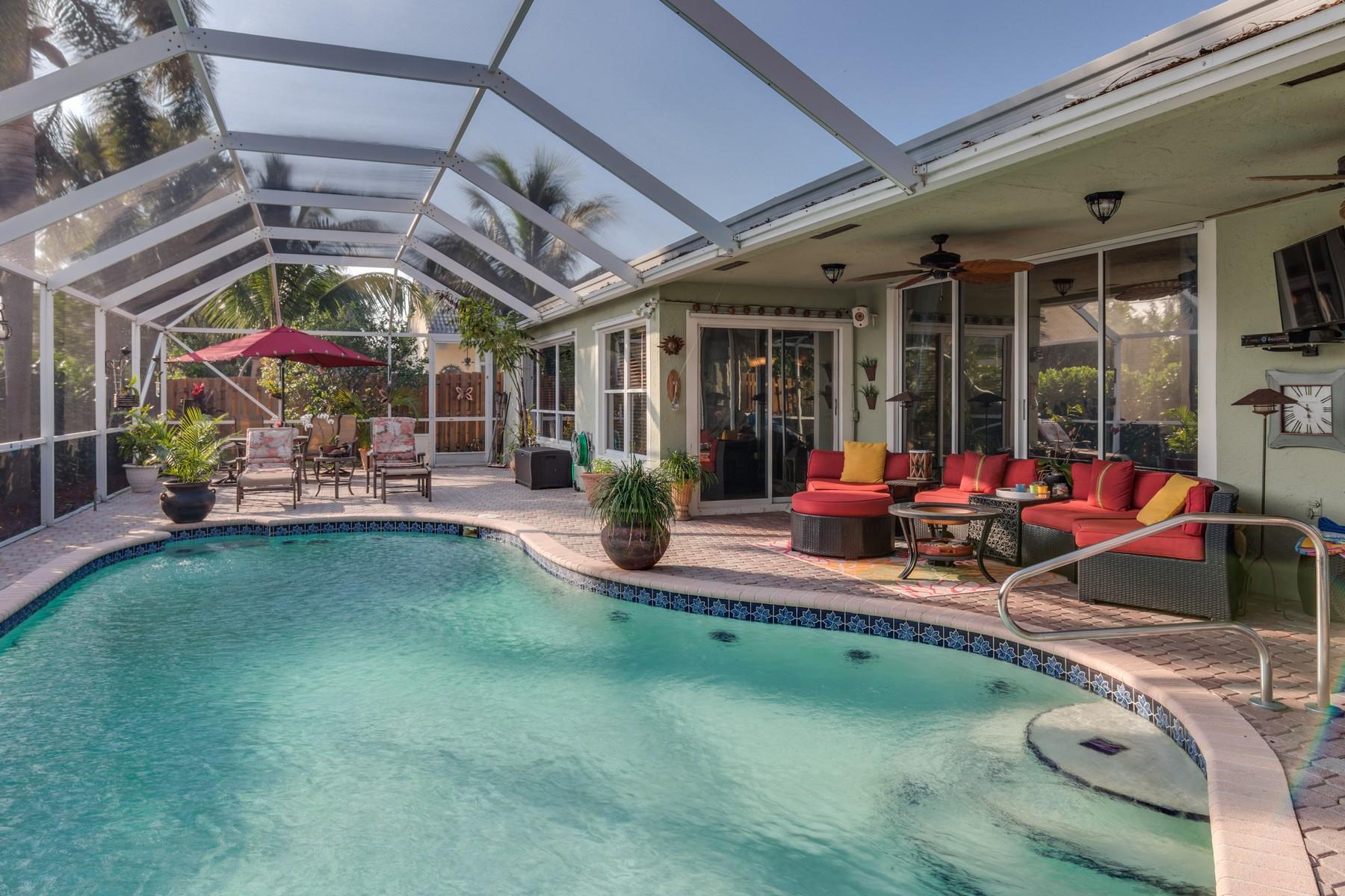 独户住宅 为 销售 在 10266 Allamanda Circle 棕榈滩花园, 佛罗里达州, 33410 美国