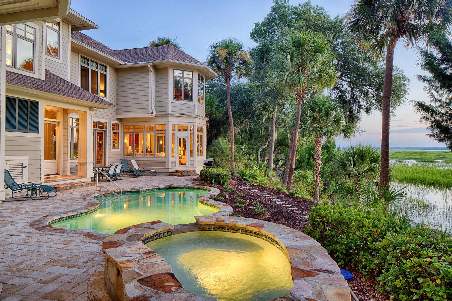 獨棟家庭住宅 為 出售 在 52 Richland Drive Belfair, Bluffton, 南卡羅來納州, 29910 美國