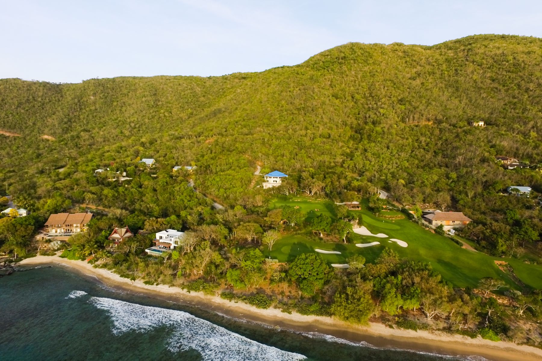 Additional photo for property listing at Nail Bay Hillside Land Lots Nail Bay, Virgin Gorda British Virgin Islands