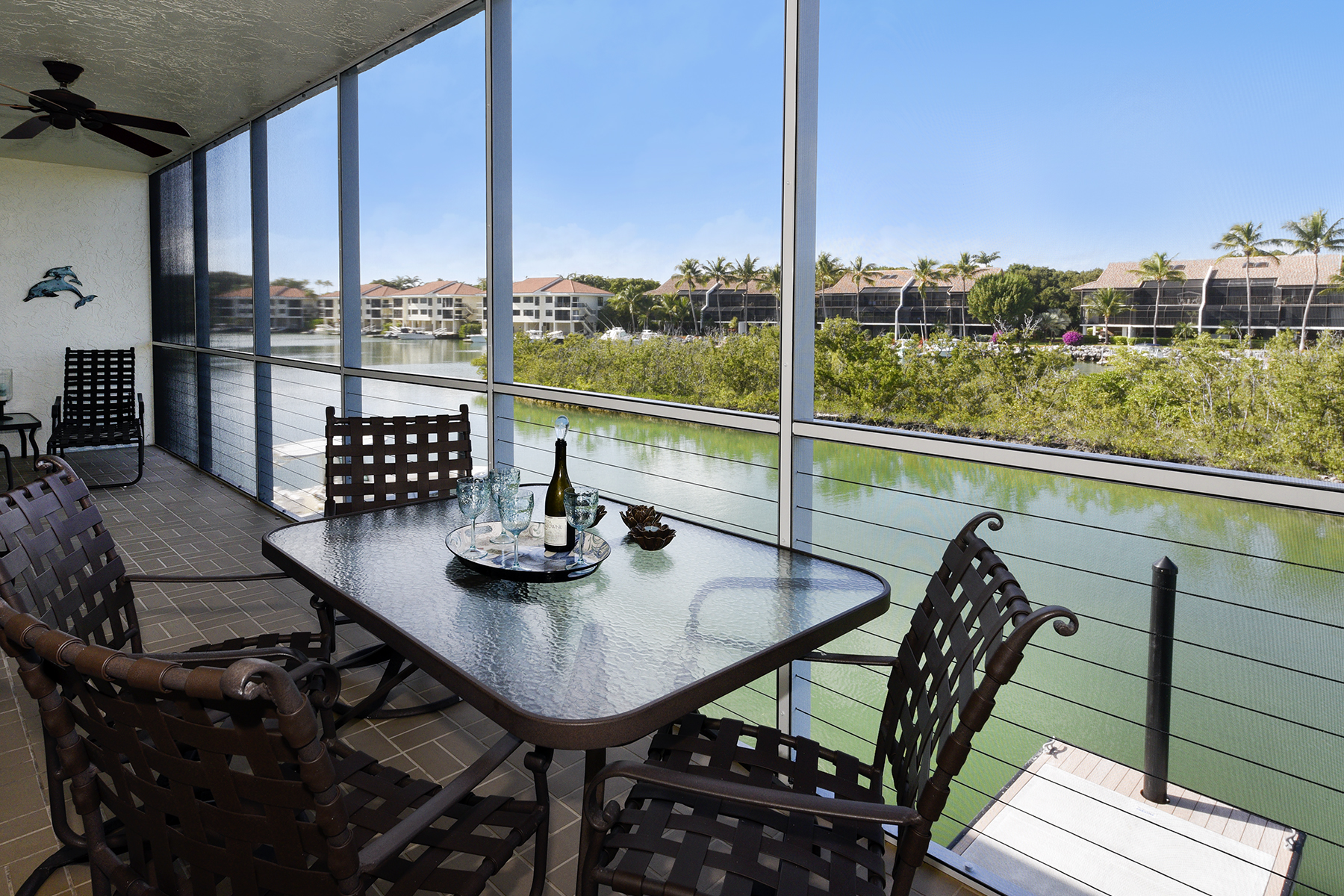 Additional photo for property listing at Waterfront Condominium at Ocean Reef 9 Landings, Unit A Key Largo, 佛羅里達州 33037 美國