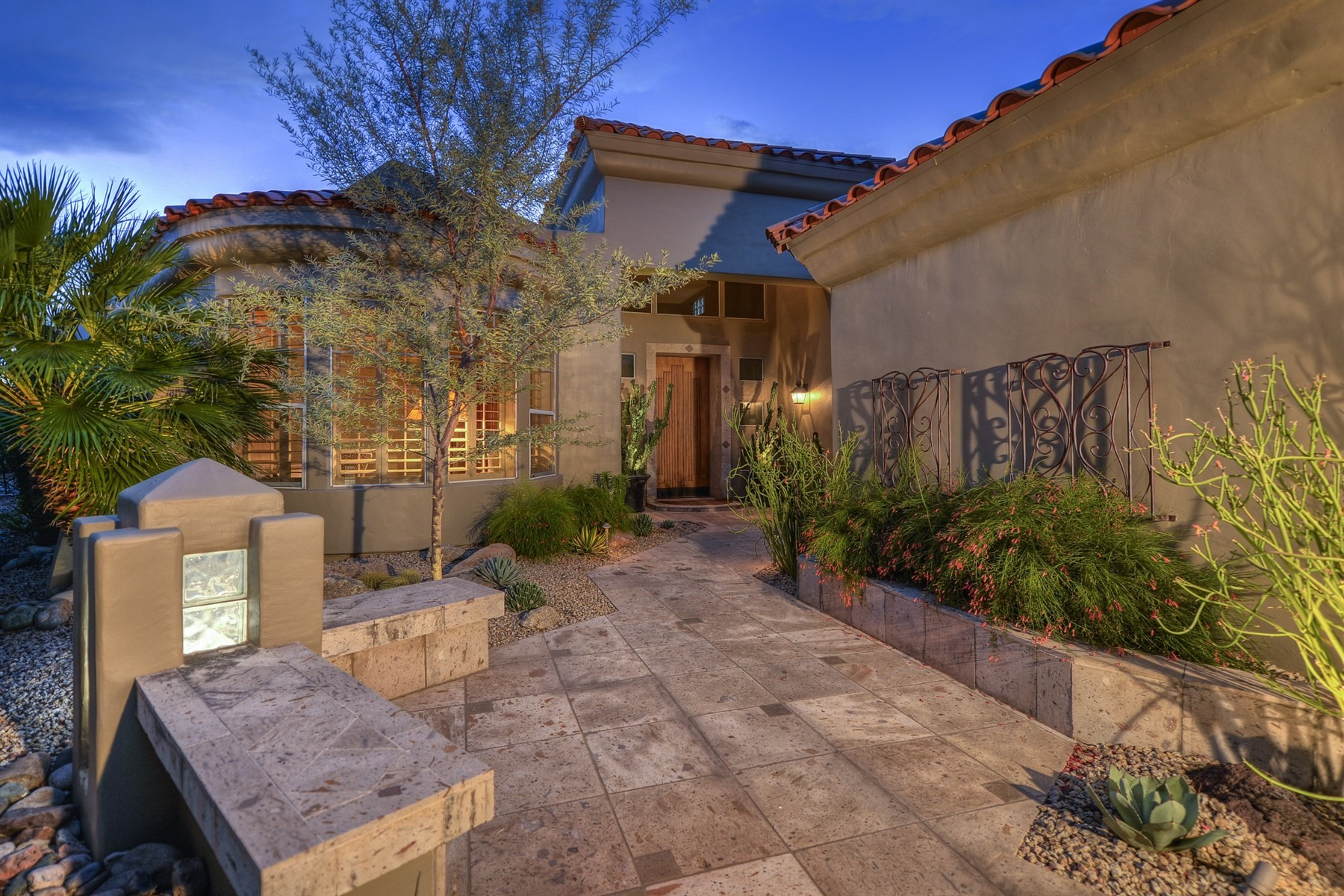 sales property at Beautiful home in the gated enclave on the Scottsdale Princess property