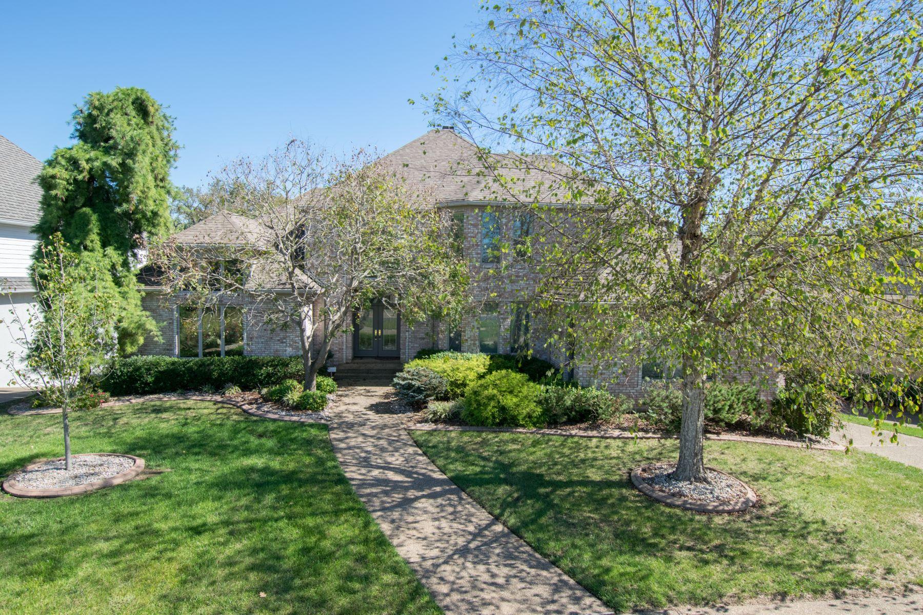 Частный односемейный дом для того Продажа на 5401 River Creek Court Prospect, Кентукки, 40059 Соединенные Штаты