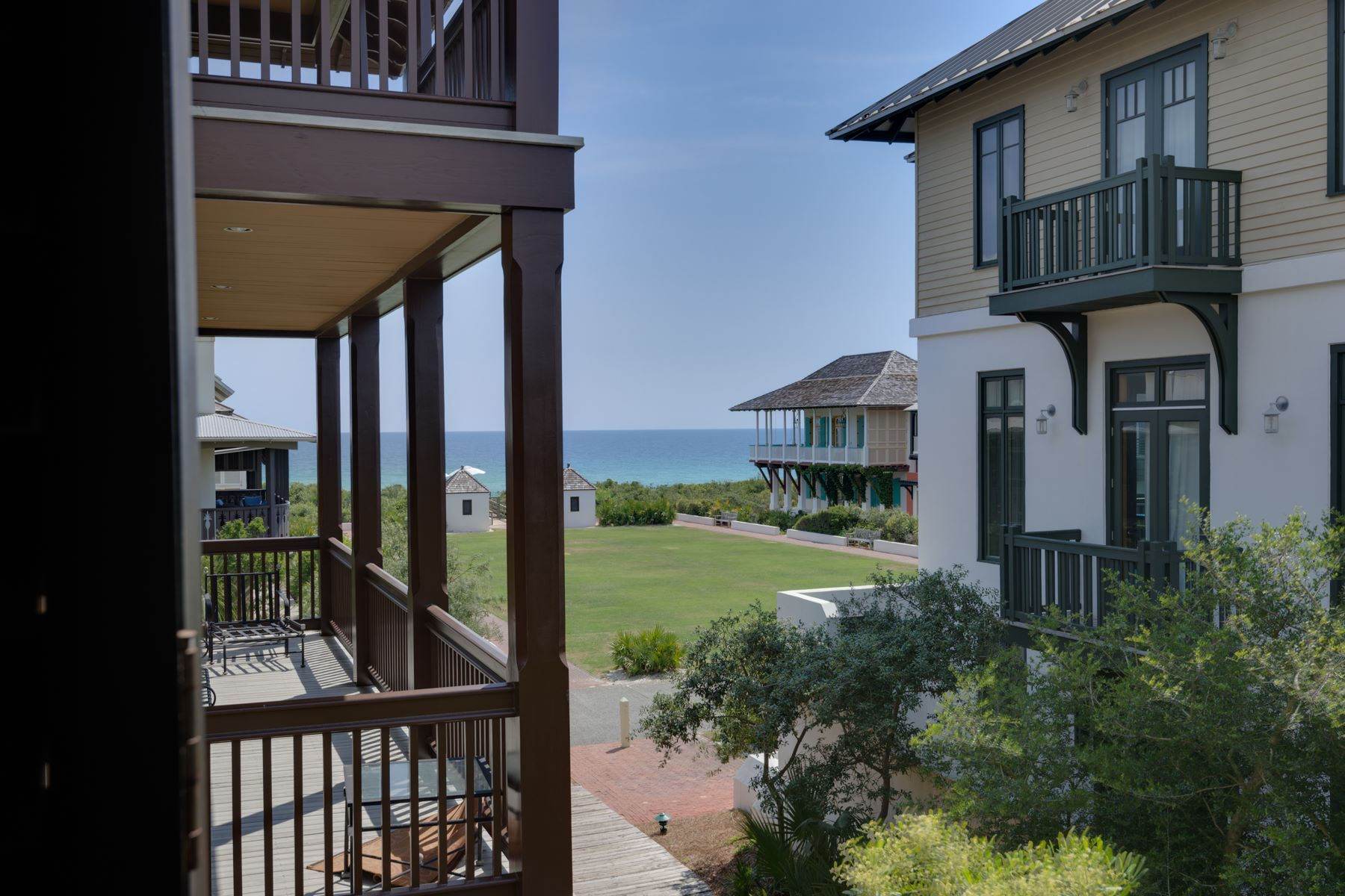 一戸建て のために 売買 アット CLASSIC WEST INDIES CHARM WITH OCEAN VIEWS 19 N Briland Lane Rosemary Beach, Rosemary Beach, フロリダ, 32461 アメリカ合衆国