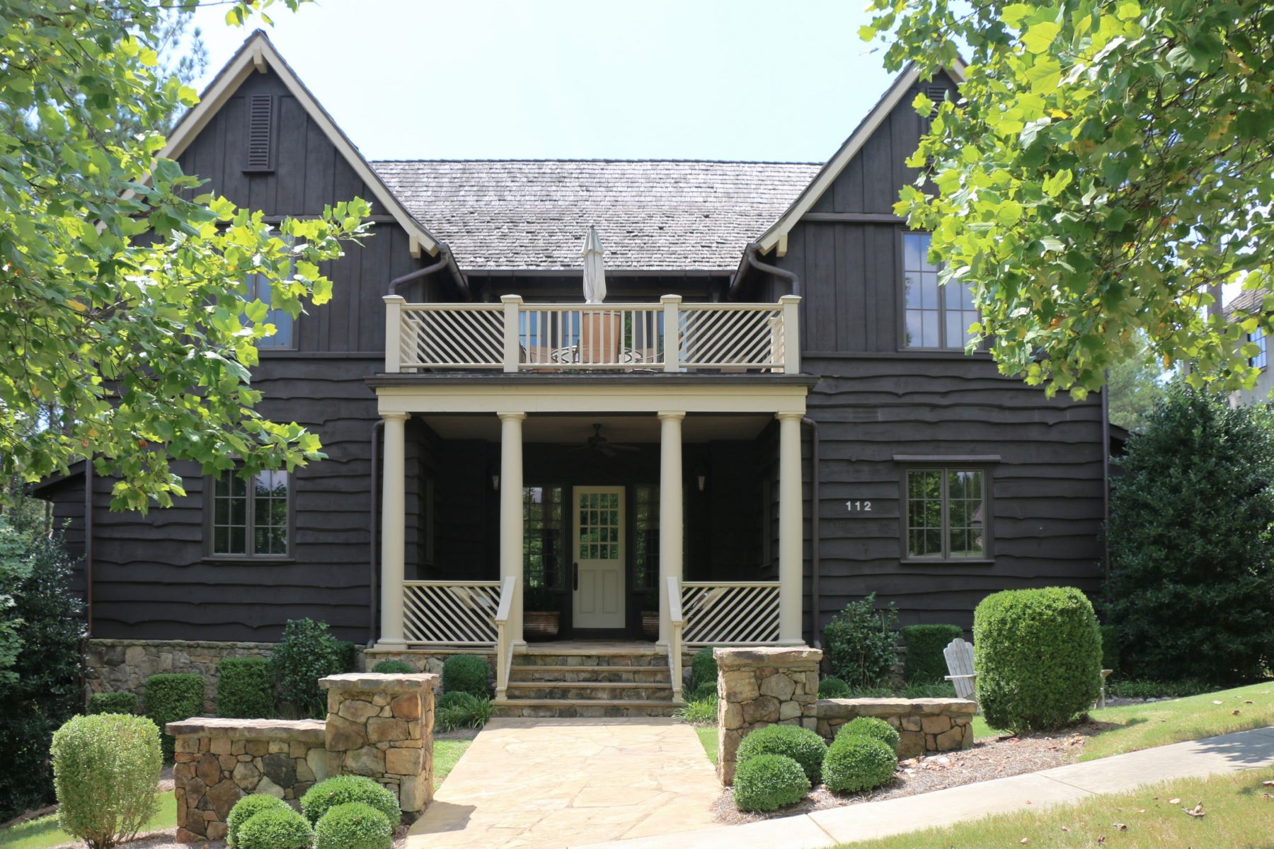 Single Family Home for Sale at Summerour's Finest Inspiration on the Great Lawn 112 S. Lawn Drive The Reserve At Lake Keowee, Sunset, South Carolina, 29685 United States