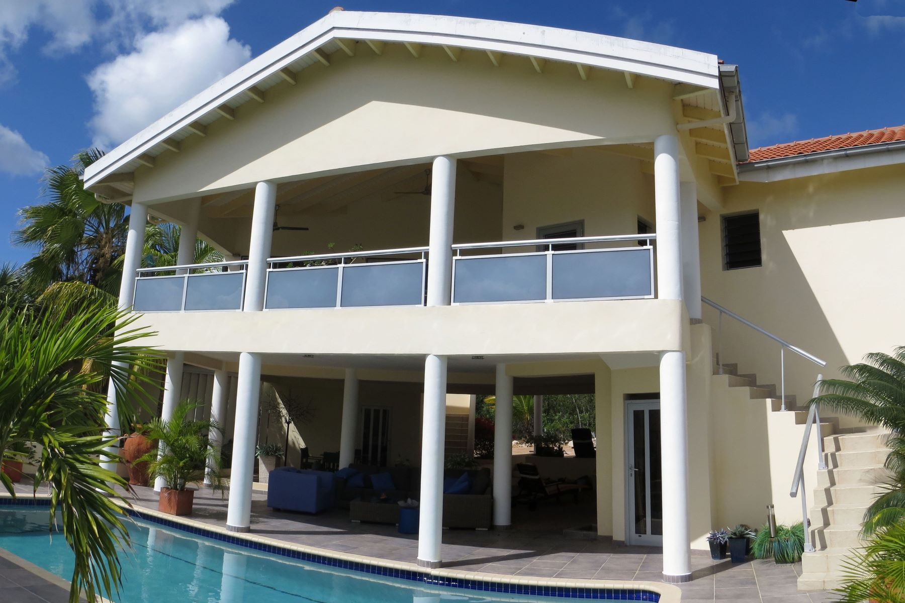 Additional photo for property listing at Villa Bougainvillea Sabadeco,  Bonaire