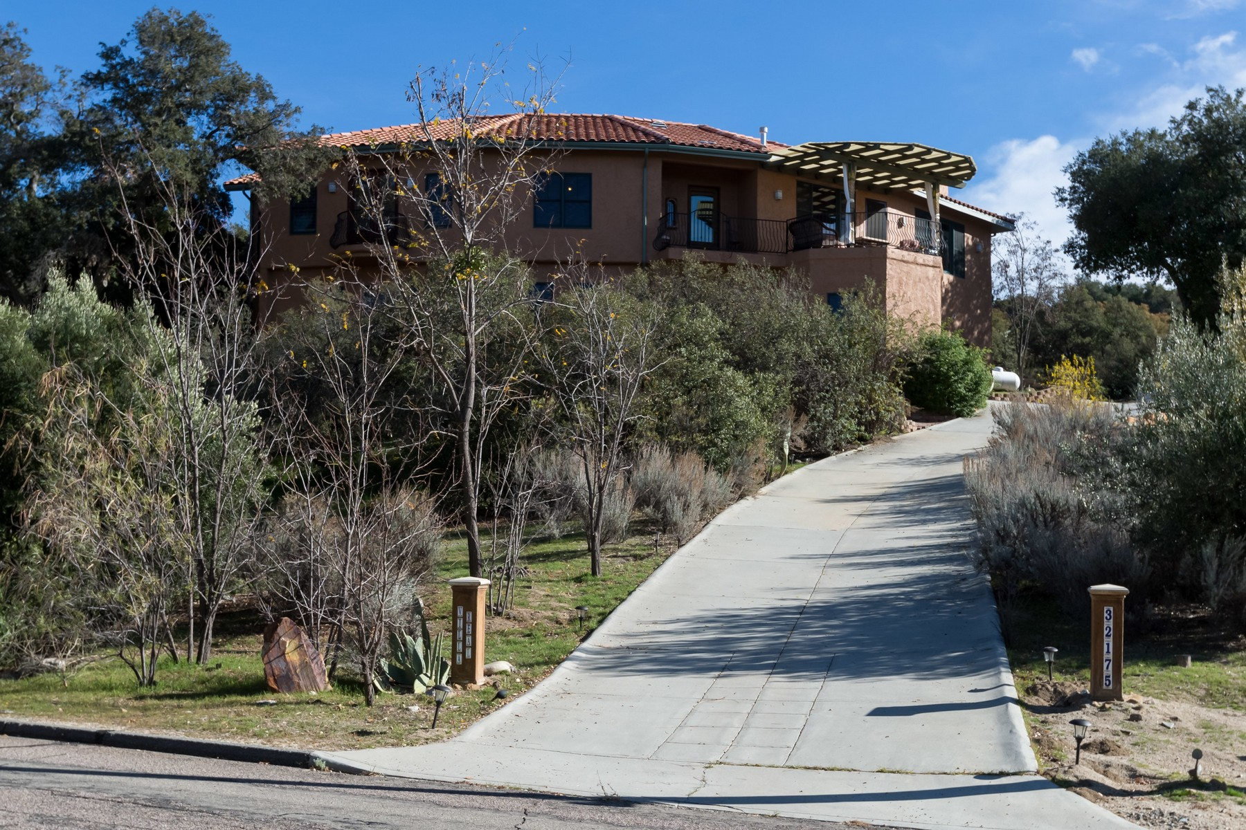 Maison unifamiliale pour l Vente à 32175 Camino San Ignacio Warner Springs, Californie, 92086 États-Unis