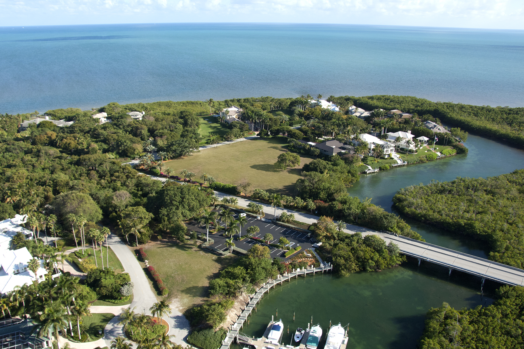 Additional photo for property listing at Canalfront Vacant Lots at Ocean Reef 15,16,17 Osprey Lane Key Largo, Florida FL Usa