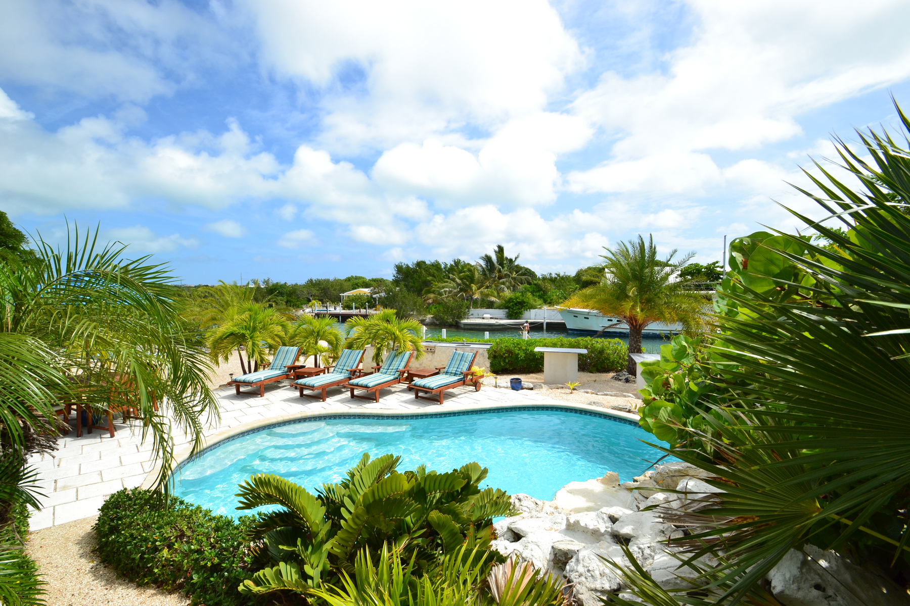 Single Family Home for Sale at Discovery Bay Canalfront Discovery Bay Villa, Canalfront Discovery Bay, Providenciales TC Turks And Caicos Islands