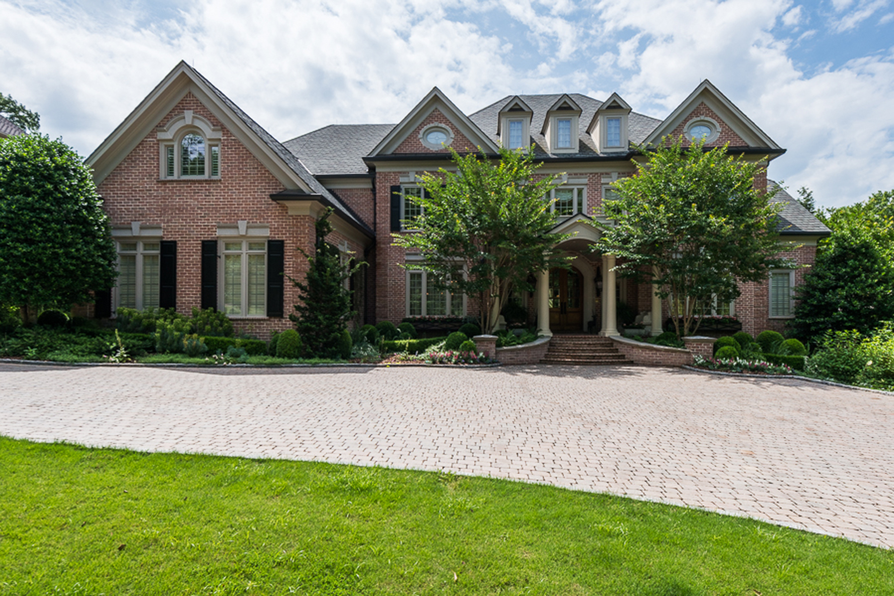 Single Family Home for Sale at A Masterpiece In Johns Creek Most Prestigious Gated Golf Community 490 Covington Cove Alpharetta, Georgia, 30022 United States