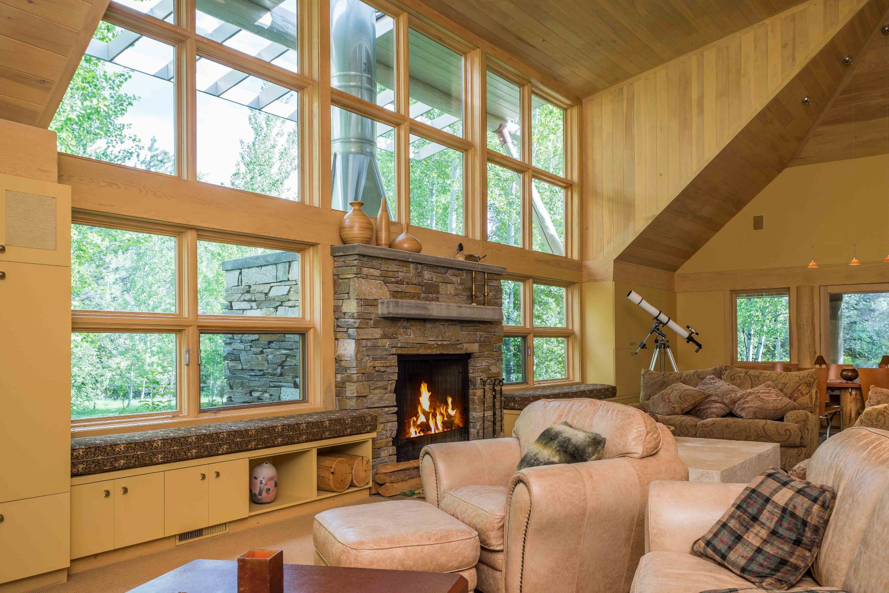 Additional photo for property listing at Zinc Spur Mountain Modern 205 Willow Road Hailey, Idaho 83333 États-Unis