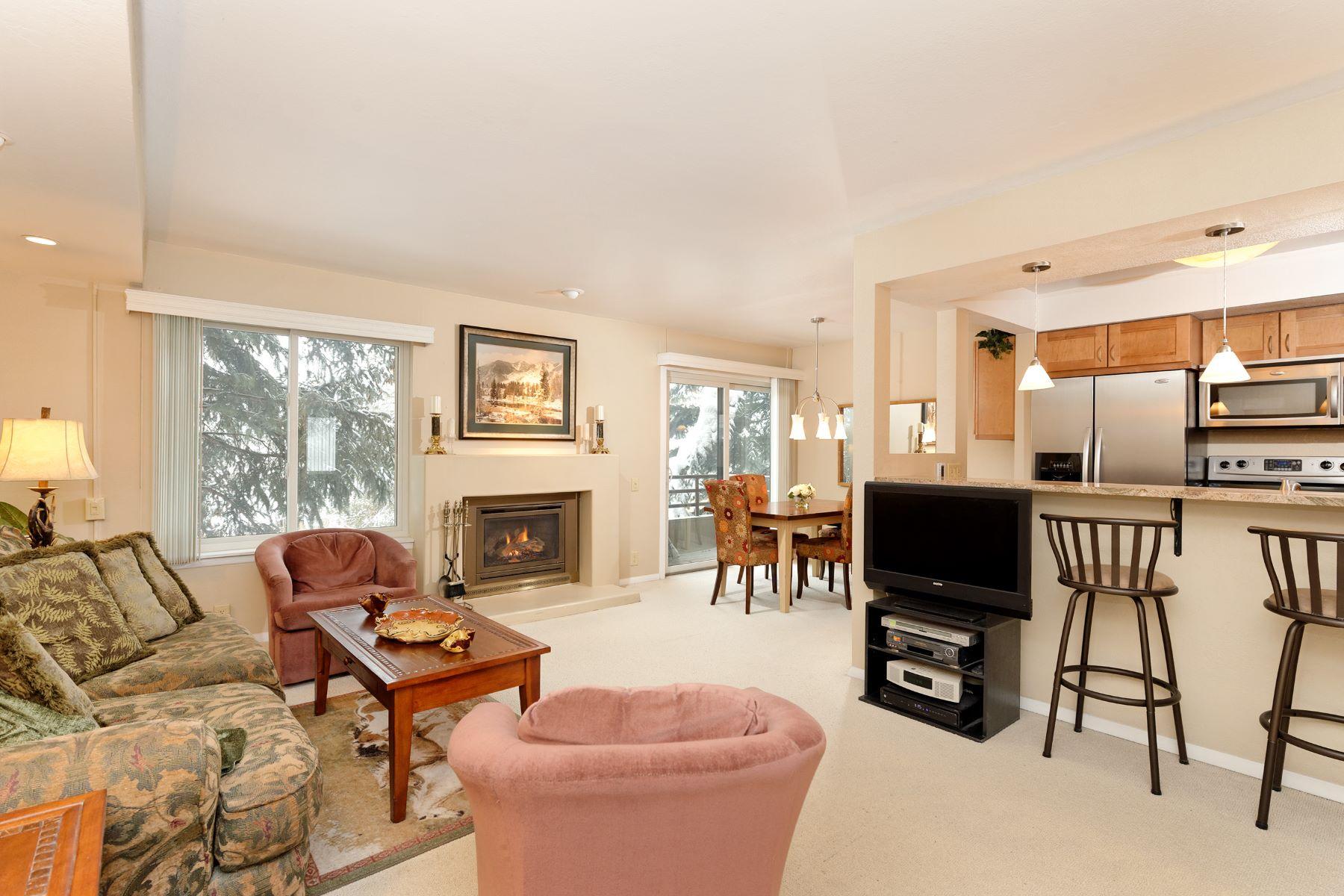 共管物業 為 出售 在 Lovely Seasons Four Condominium 35 Lower Woodbridge Road Unit 175 Snowmass Village, 科羅拉多州, 81615 美國