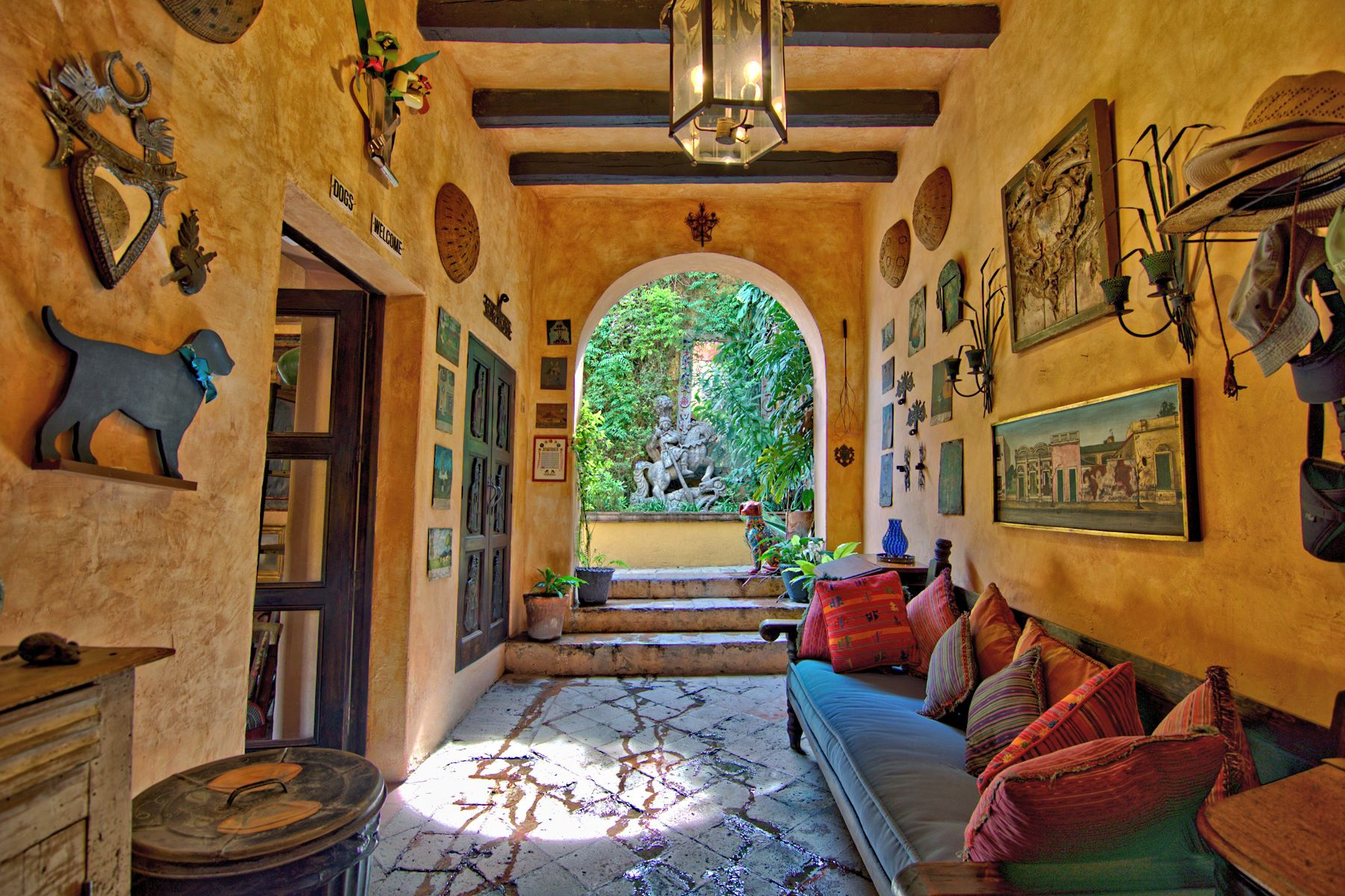 Single Family Home for Sale at Casa Colonial Salida a Queretaro 40 San Miguel De Allende, Guanajuato 37700 Mexico