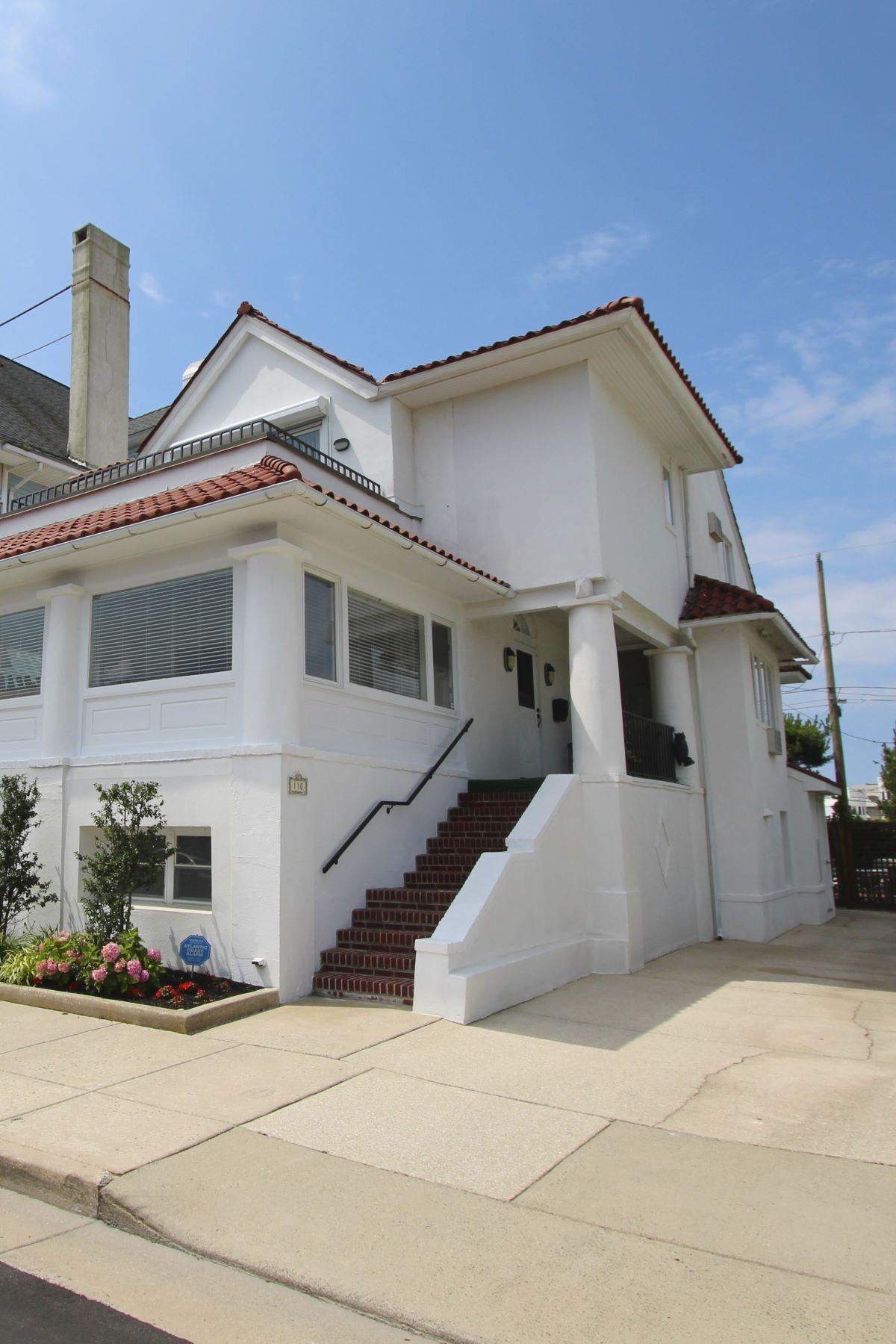 独户住宅 为 销售 在 110 S Somerset 文特诺, 新泽西州 08406 美国