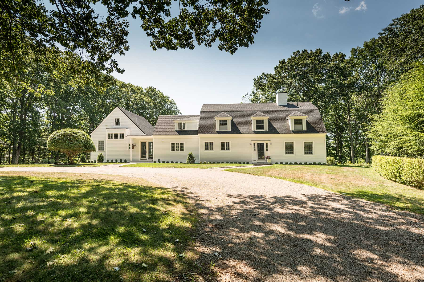 Single Family Home for Sale at Walk to Cape Neddick Beach 53 Old County Road York, Maine, 03902 United States