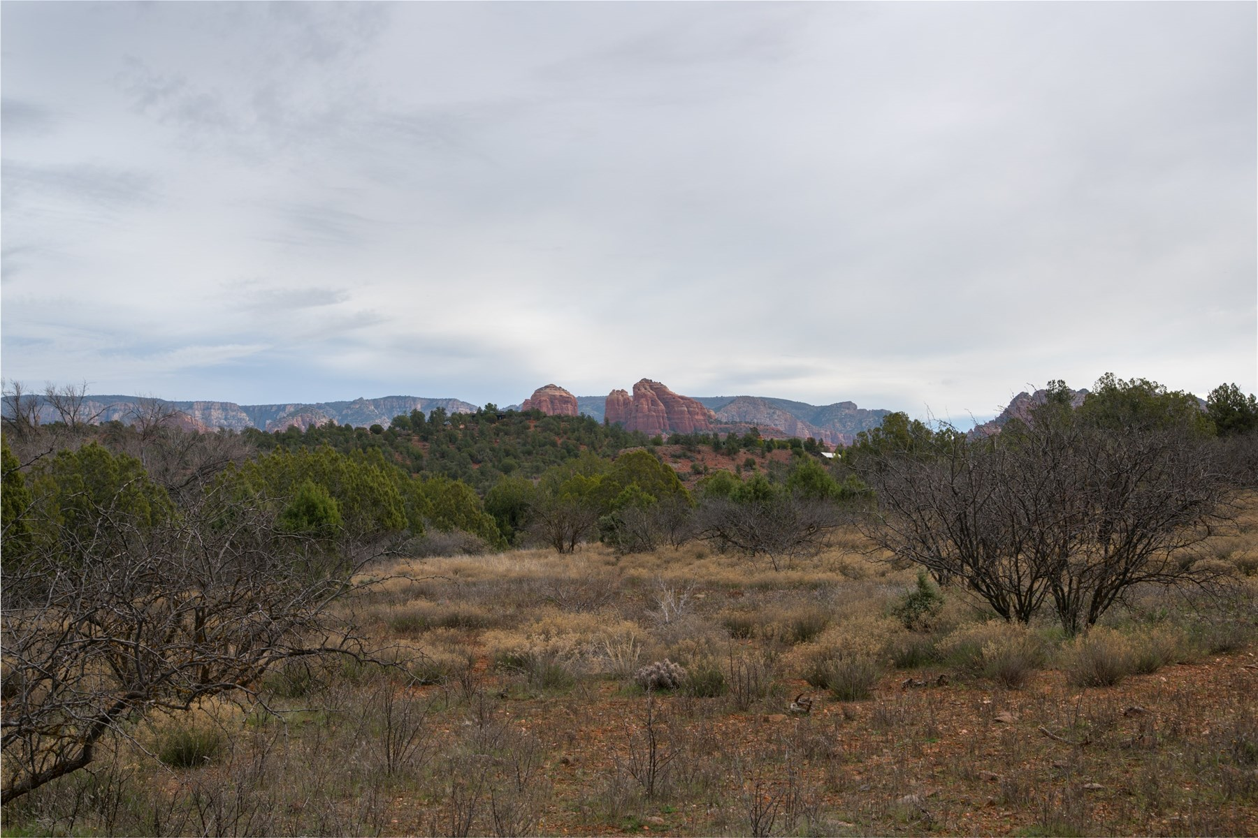 Land for Sale at Quiet and tranquility characterize this 2.5-acre homesite 40 Ravens Call Place Sedona, Arizona, 86336 United States