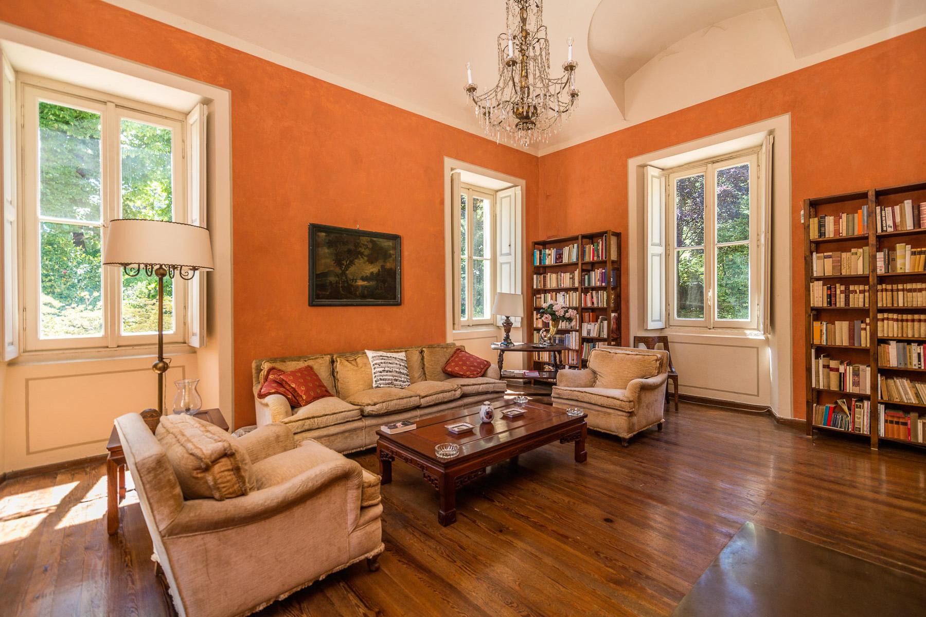 Additional photo for property listing at Enchanting Villa overlooking Orta Lake Via Pietro Durio Autres Novara, Novara 28010 Italie