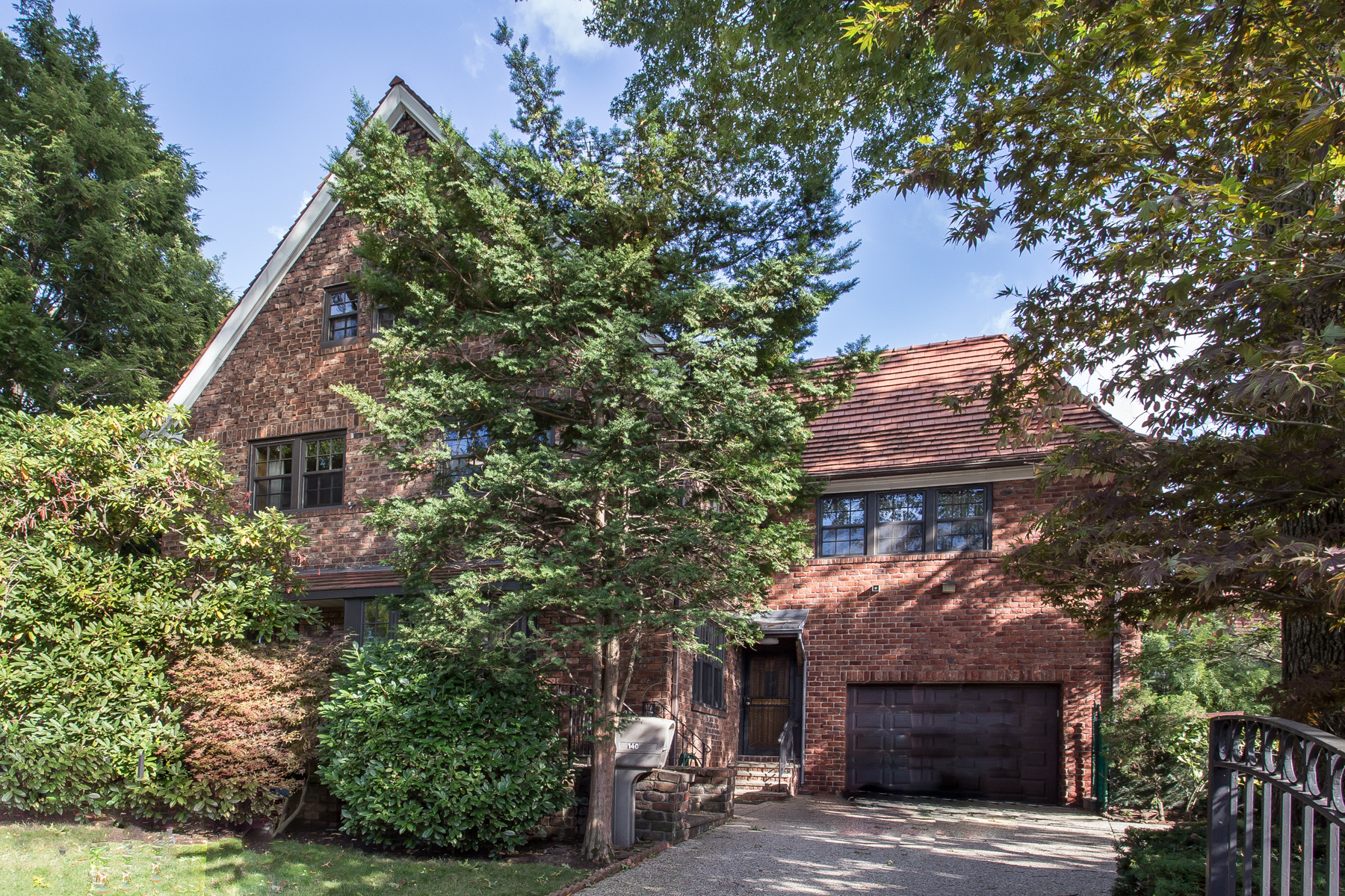"""Single Family Home for Sale at """"TAPESTRY BRICK MASTERPIECE"""" 140 Continental Avenue, Forest Hills Gardens, Forest Hills, New York 11375 United States"""