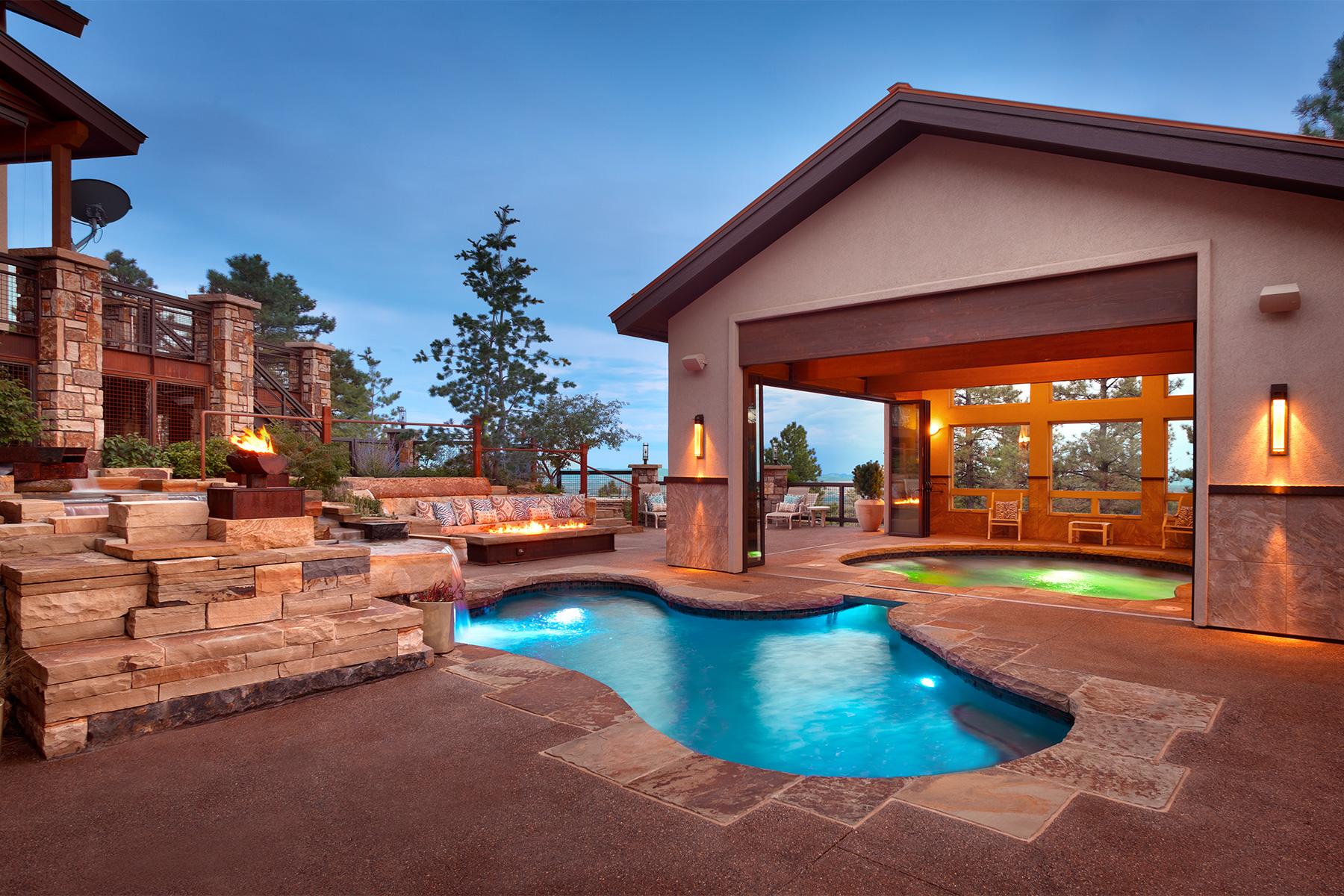 Casa Unifamiliar por un Venta en 711 Damascus 711 Damascus Road Durango, Colorado 81301 Estados Unidos