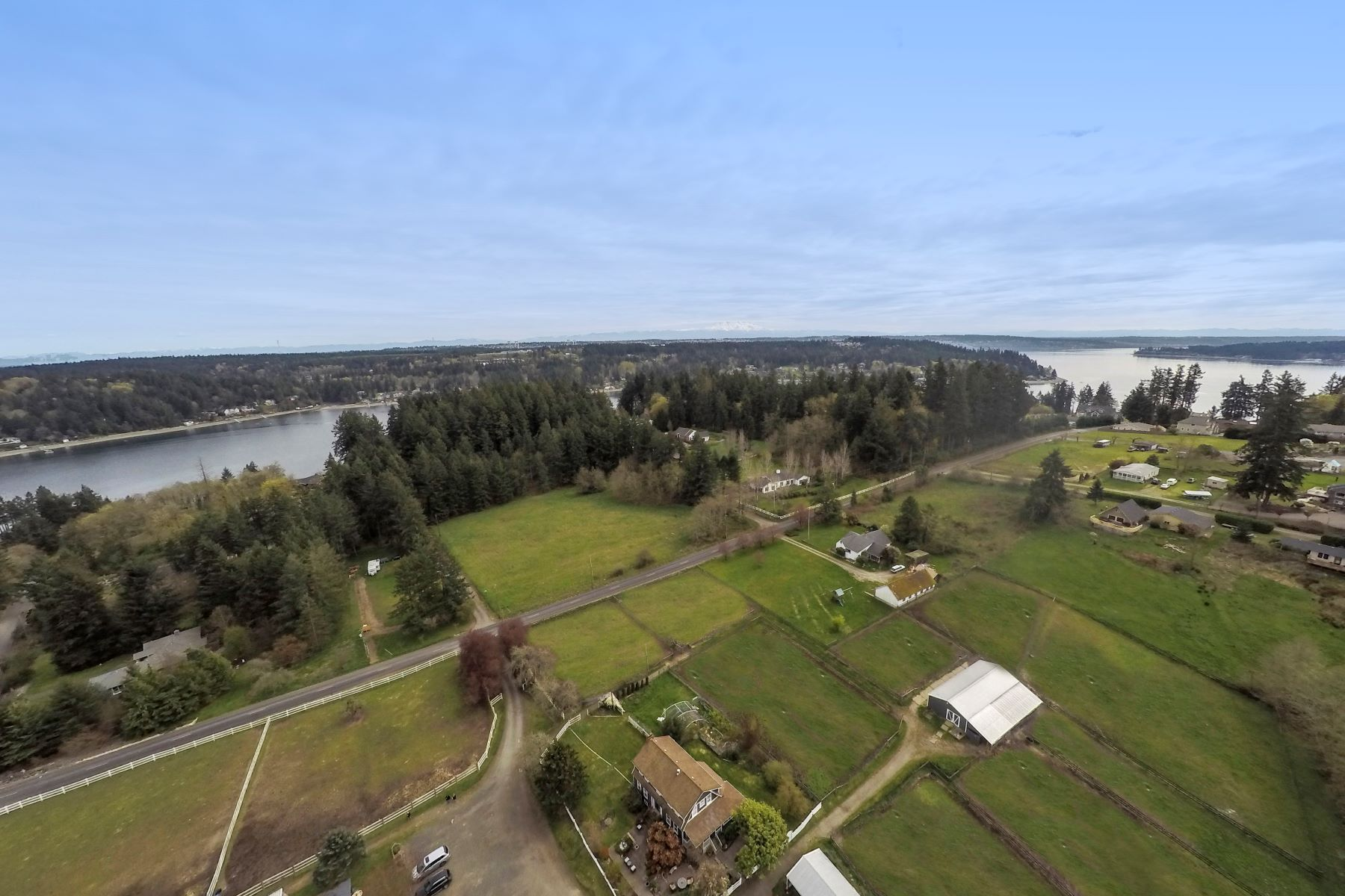 Single Family Home for Sale at Gig Harbor Equestrian 2302 50th Ave NW Gig Harbor, Washington 98335 United States
