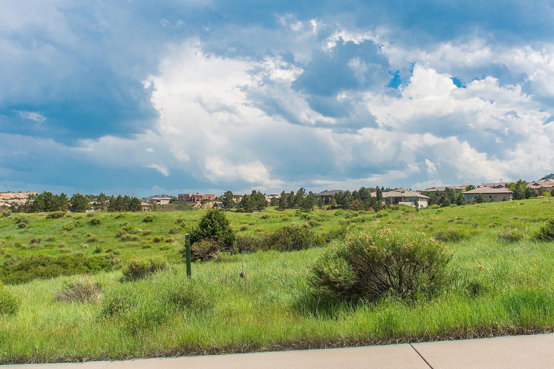 Terrain pour l Vente à Ravenna, a private gated lifestyle community offering great amenities 7843 Dante Dr, Littleton, Colorado, 80125 États-Unis