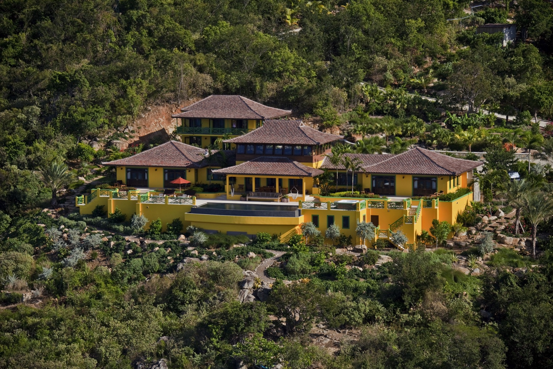 Additional photo for property listing at Golden Pavilion Little Bay, Tortola Islas Vírgenes Británicas