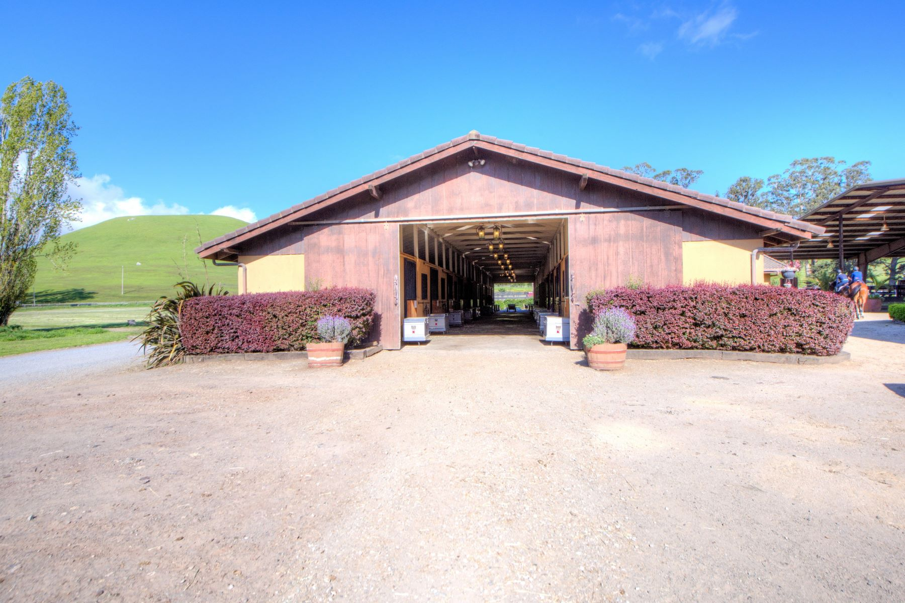 Additional photo for property listing at Equestrian Estate 3431 Nicasio Valley Rd Nicasio, Калифорния 94946 Соединенные Штаты