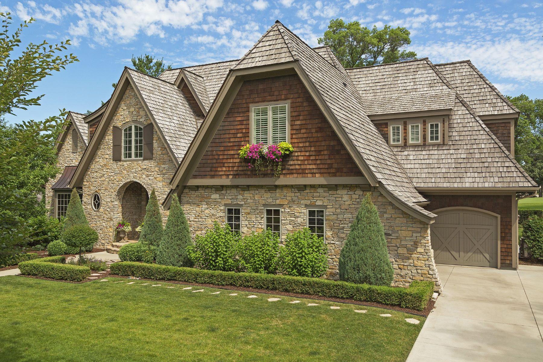 Maison unifamiliale pour l Vente à 4704 Golf Terrace Edina, Minnesota, 55424 États-Unis