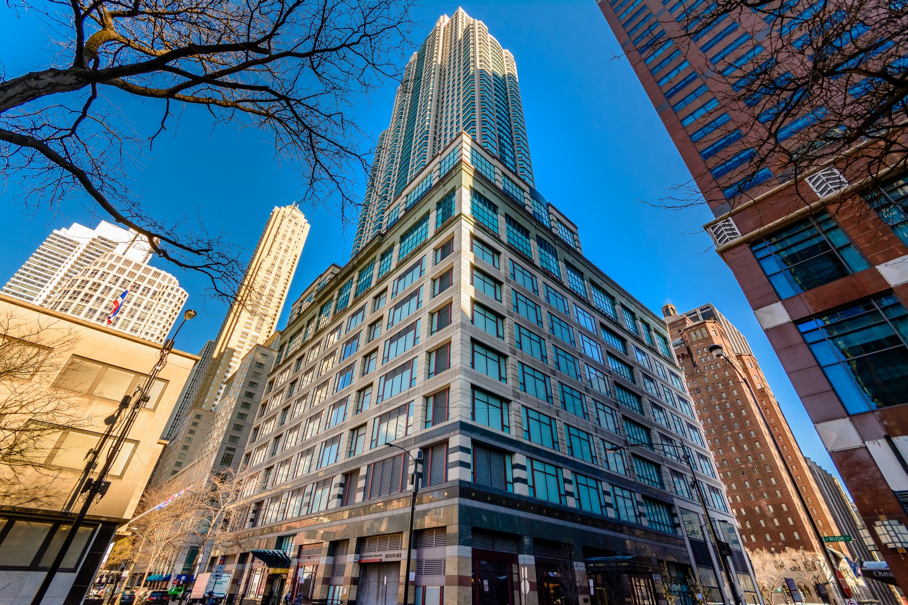 共管物業 為 出售 在 Penthouse Level Condo 100 E Huron Street Unit 4301 Near North Side, Chicago, 伊利諾斯州, 60611 美國