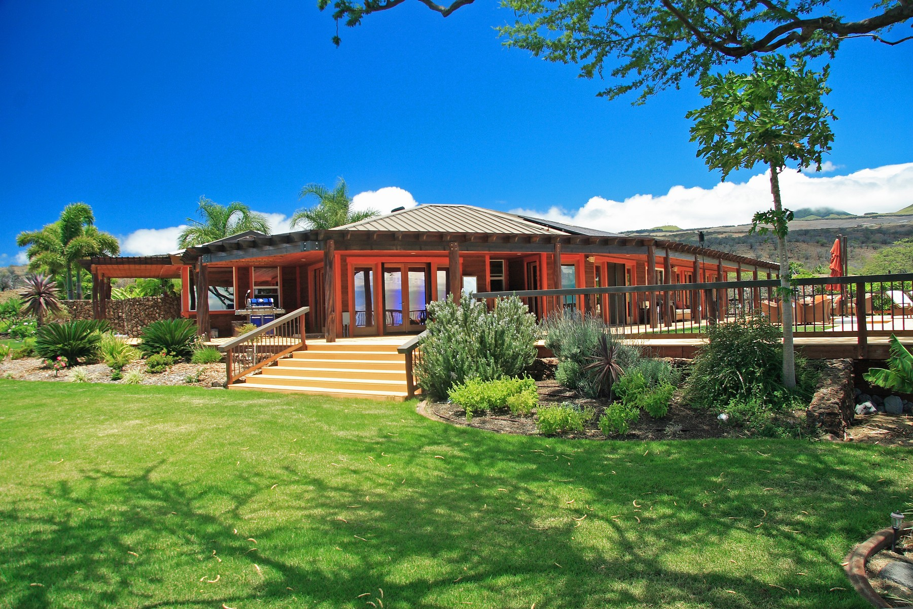 Casa para uma família para Venda às Kohala Ranch 59-727 Kaala Rd Kamuela, Havaí, 96743 Estados Unidos