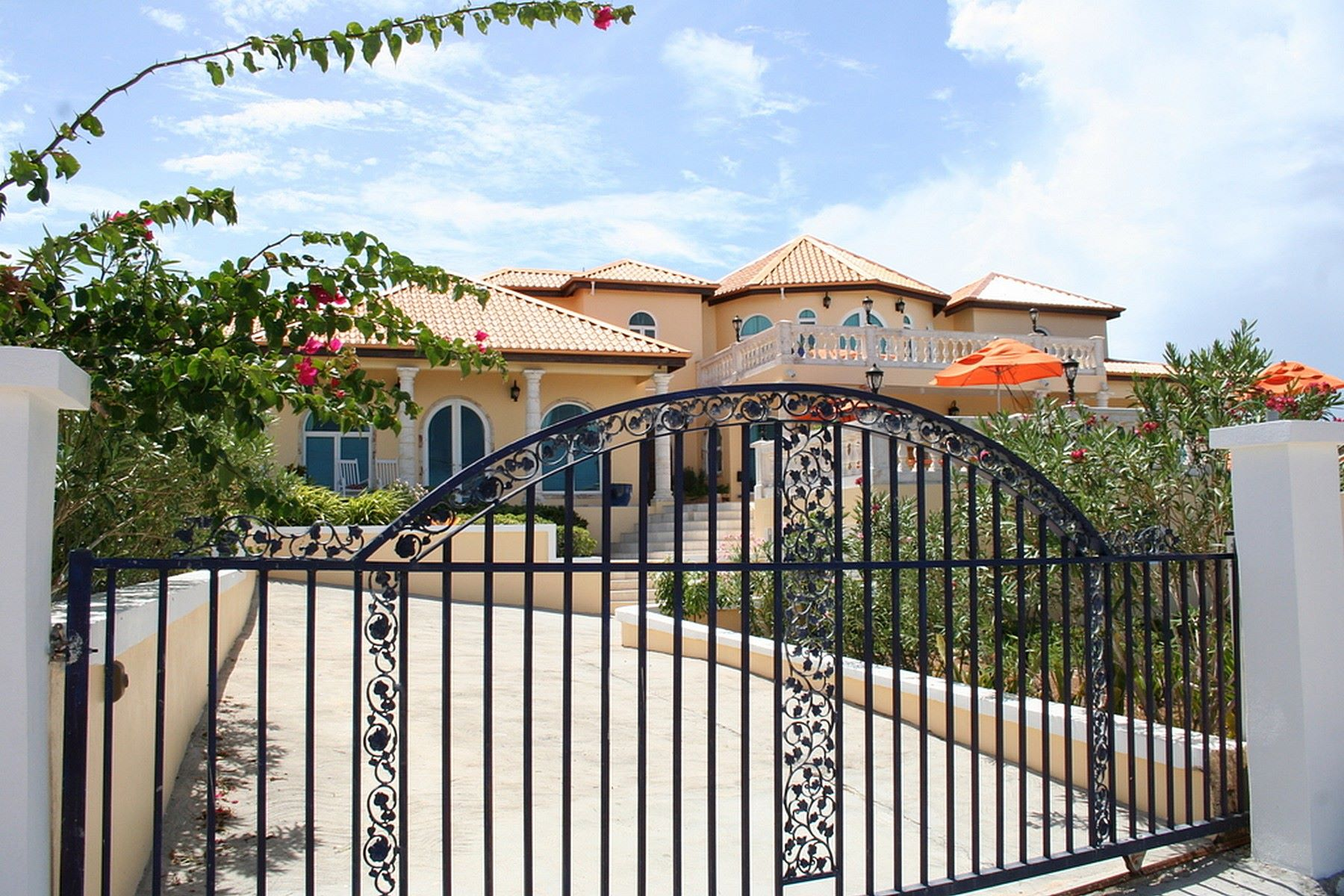 Casa Unifamiliar por un Venta en Captains Castle Captains Ridge Other Anguilla, AI2640 Anguila