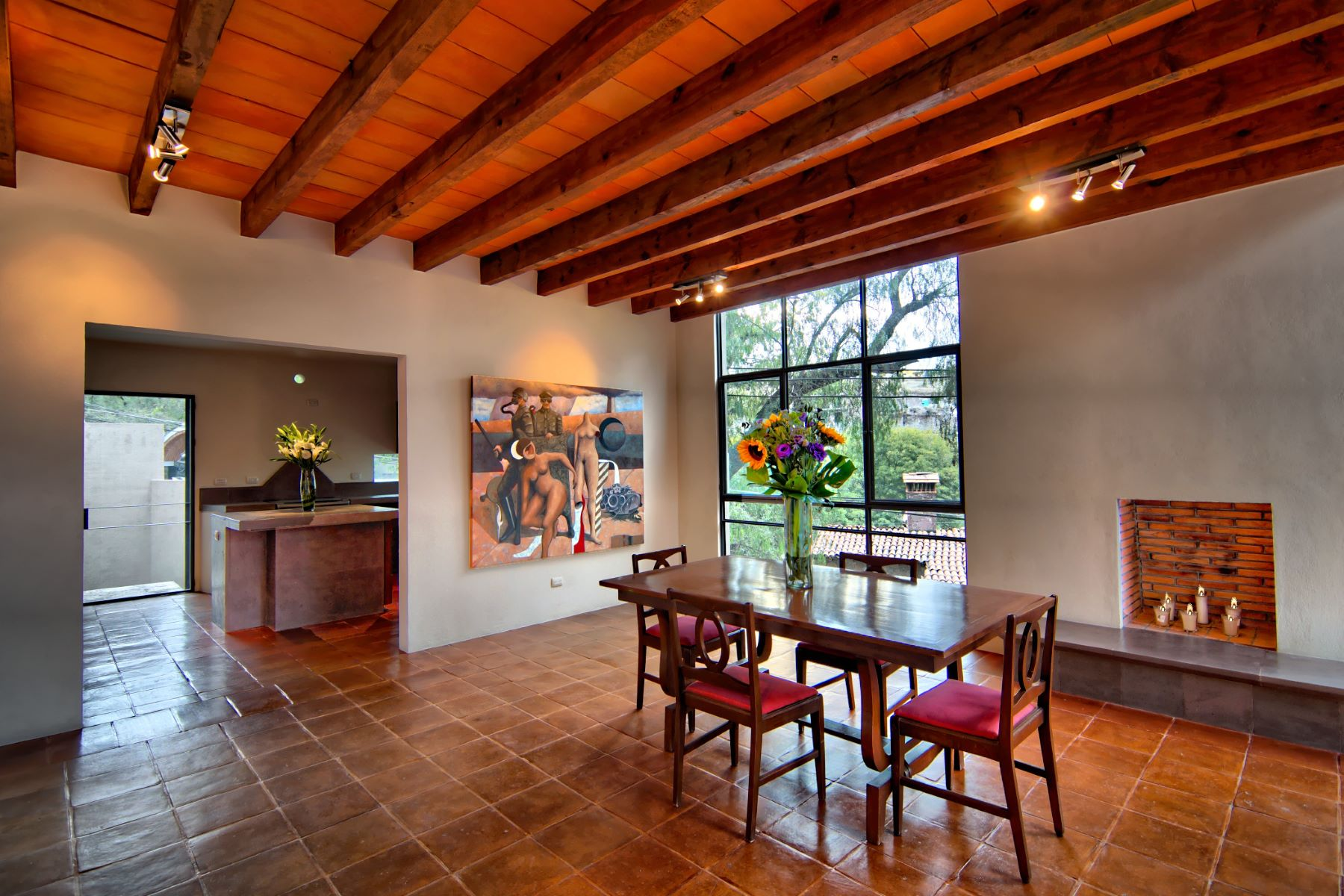 Additional photo for property listing at Casa Galerias Atascadero San Miguel De Allende, Guanajuato 37740 México