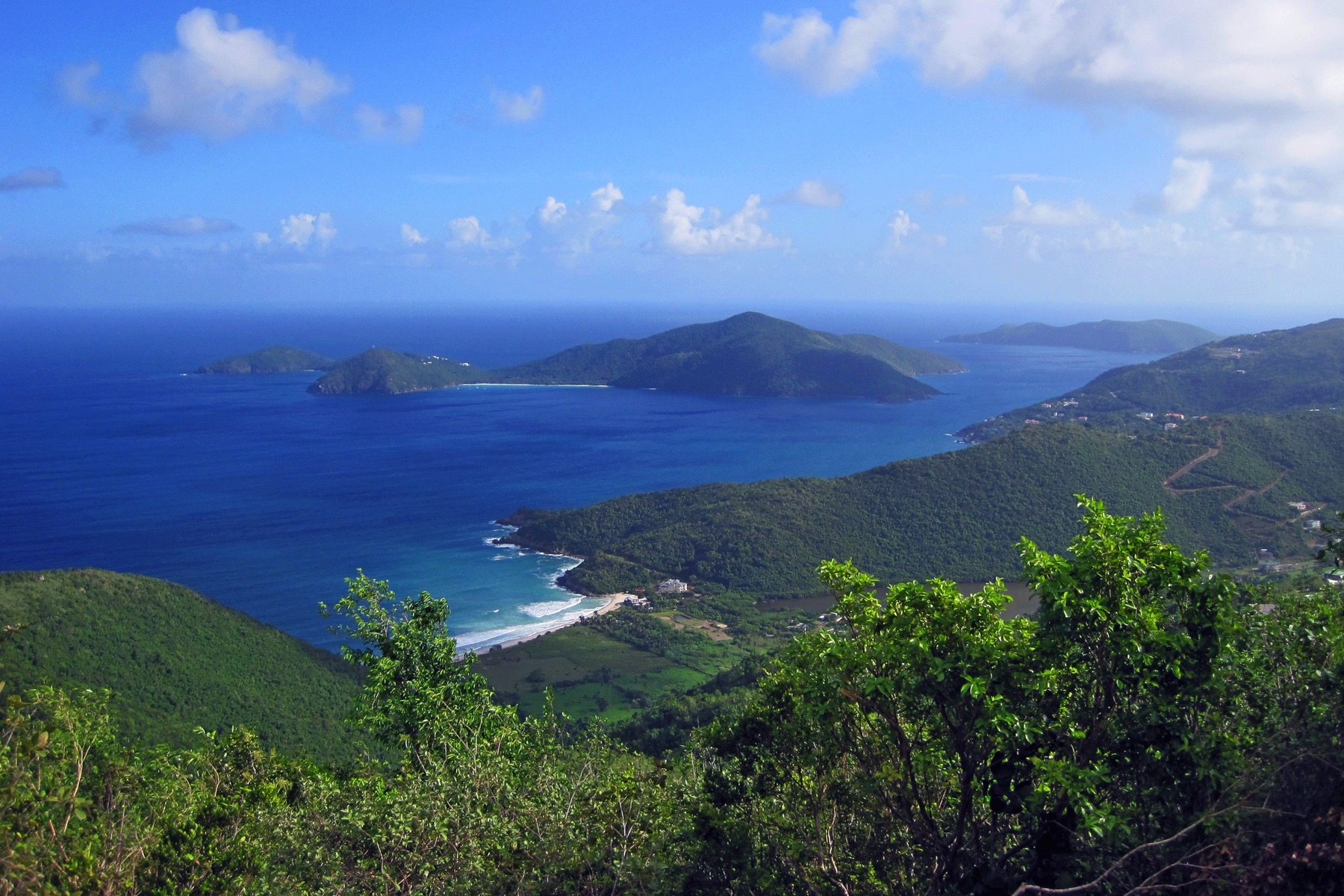 Terreno per Vendita alle ore Hope Hill Land Hope Hill, Tortola Isole Vergini Britanniche