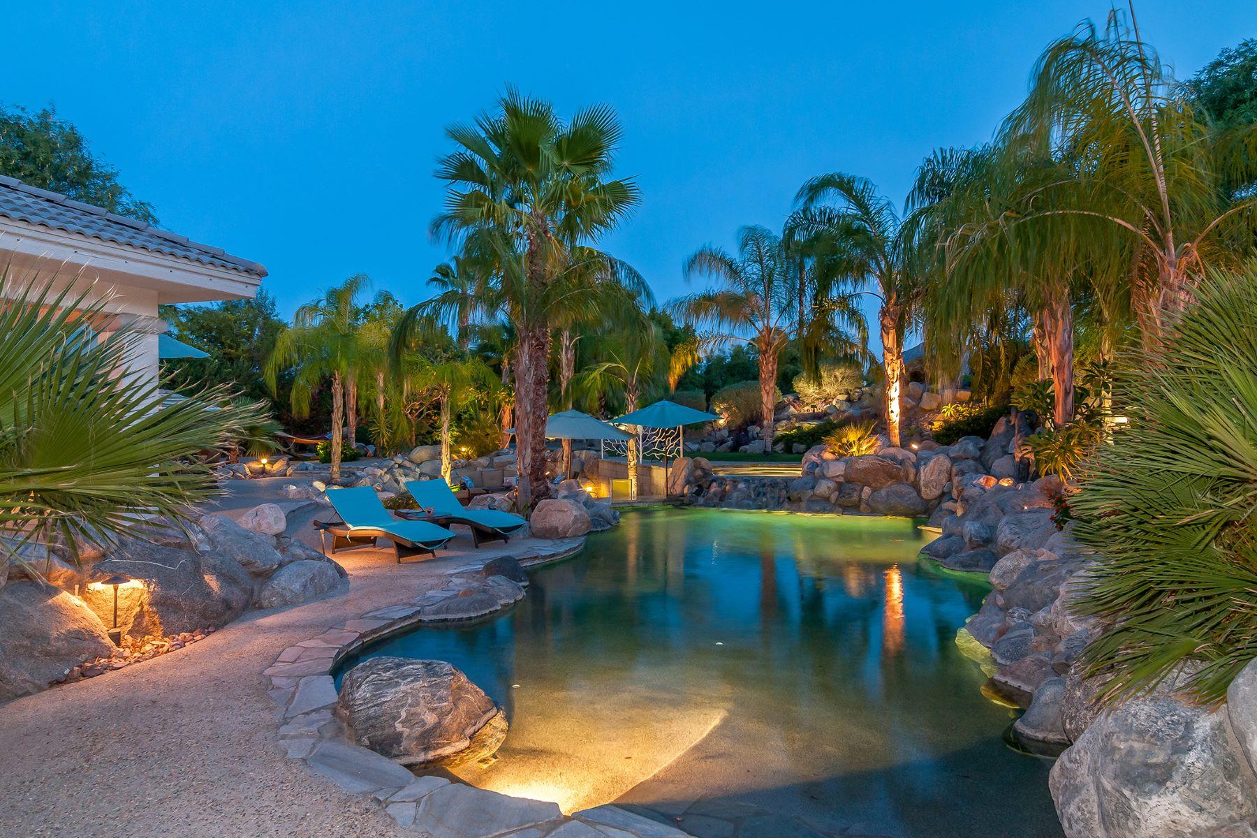 Casa Unifamiliar por un Venta en 77545 Robin Road Palm Desert, California 92211 Estados Unidos