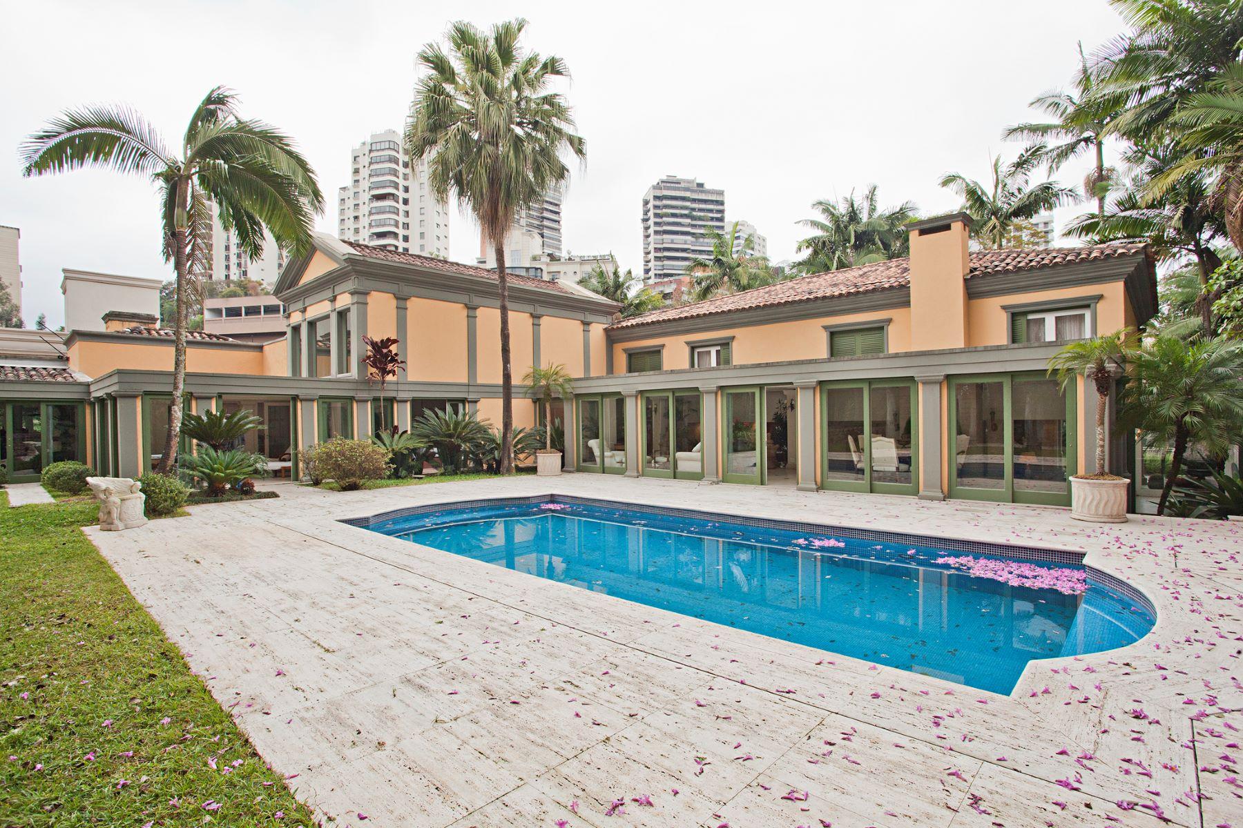 Vivienda unifamiliar por un Venta en Royal Park Home Rua Joaquim Cândido de Azevedo Marques Sao Paulo, Sao Paulo, 05688020 Brasil