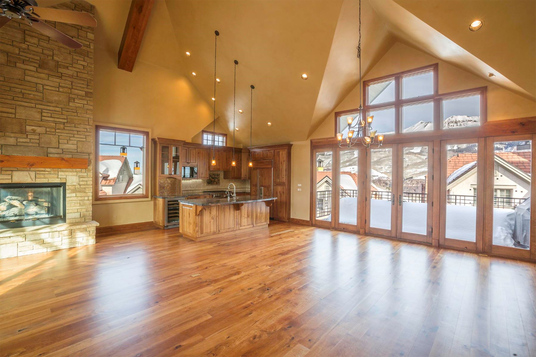 Condominium for Sale at Aspen Ridge 29 110 Aspen Ridge Drive, Unit 29 Telluride, Colorado, 81435 United States