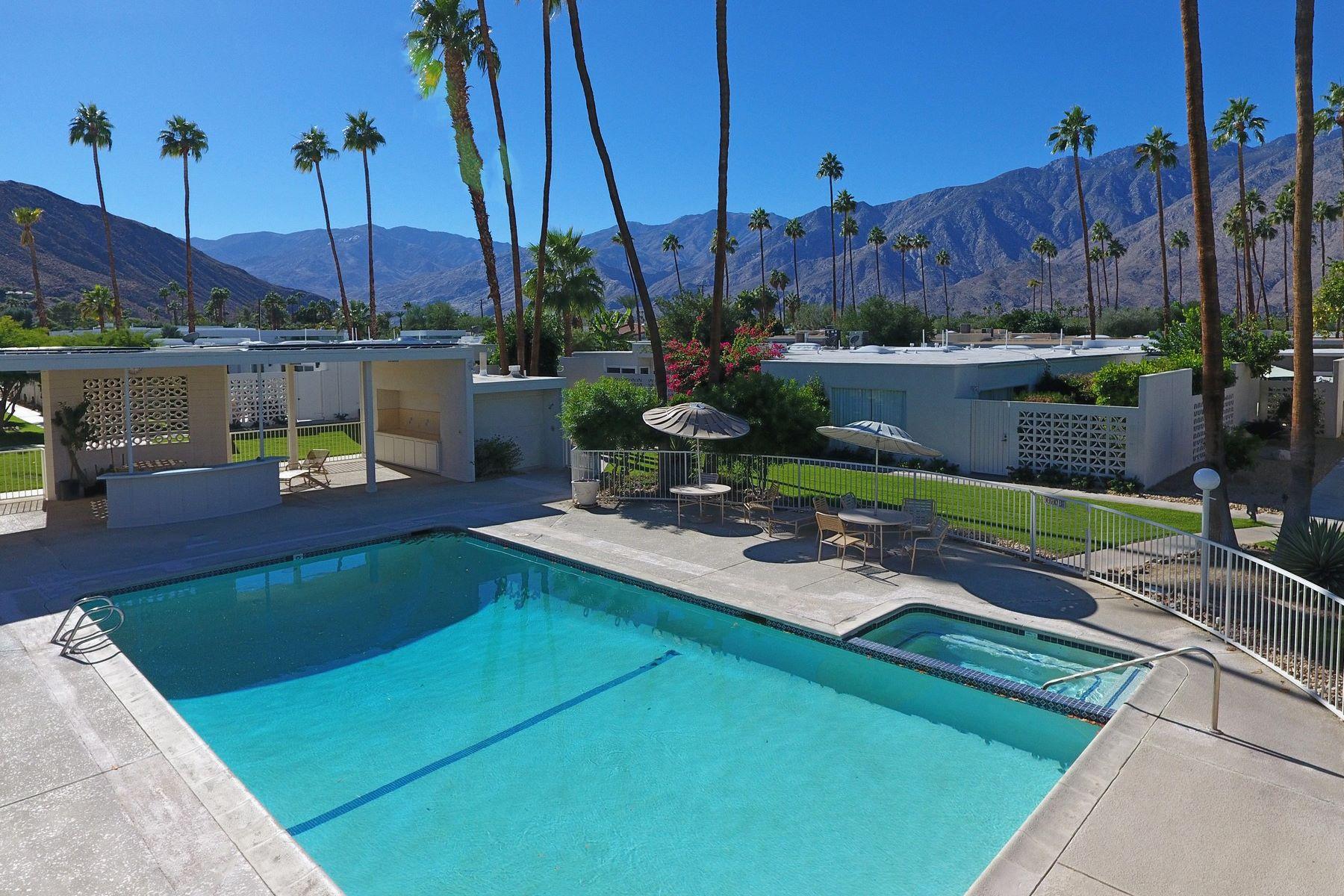 Copropriété pour l Vente à 1880 Sandcliff Road Palm Springs, Californie, 92264 États-Unis