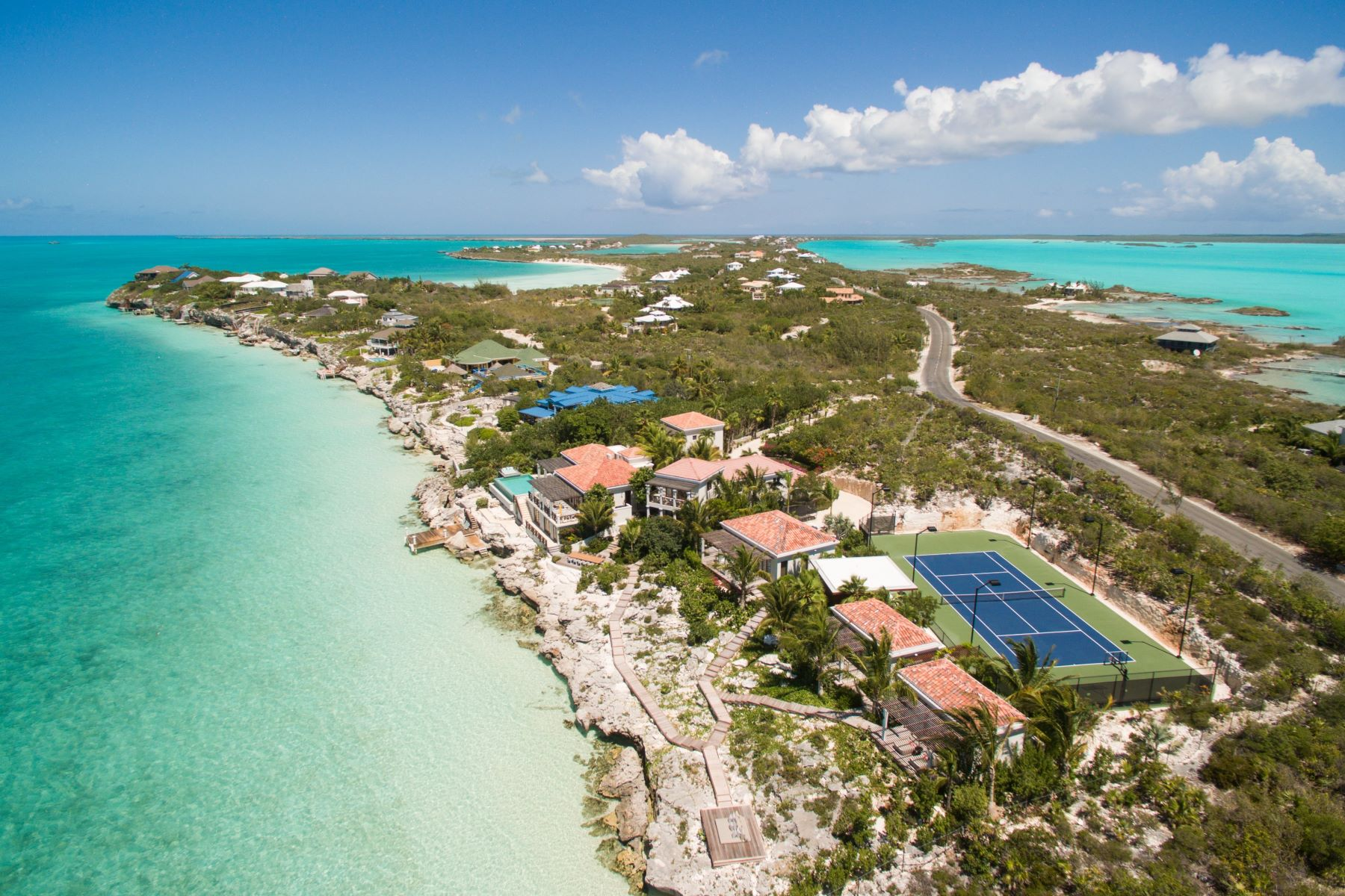 Additional photo for property listing at Sapodilla Bay Estate Oceanfront Sapodilla Bay, 普罗维登夏 TCI 特克斯和凯科斯群岛